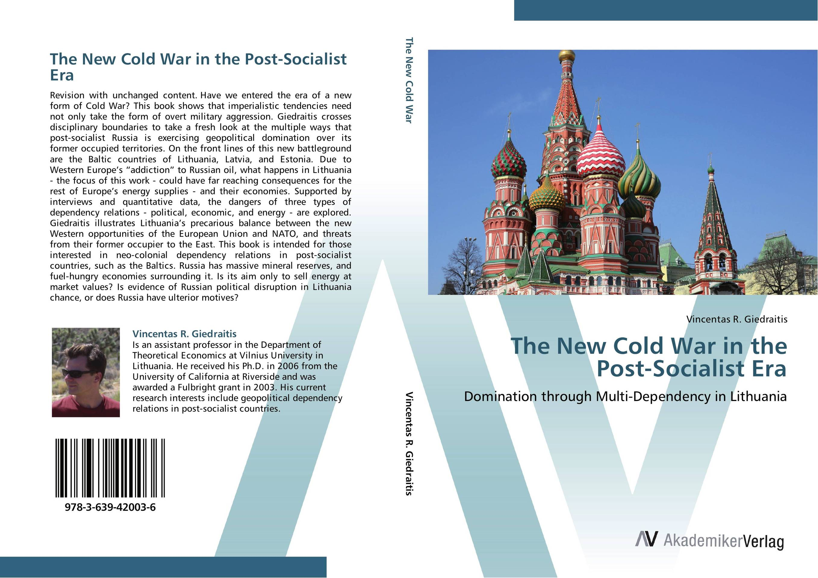 The New Cold War in the Post-Socialist Era international political structure in a post cold war era