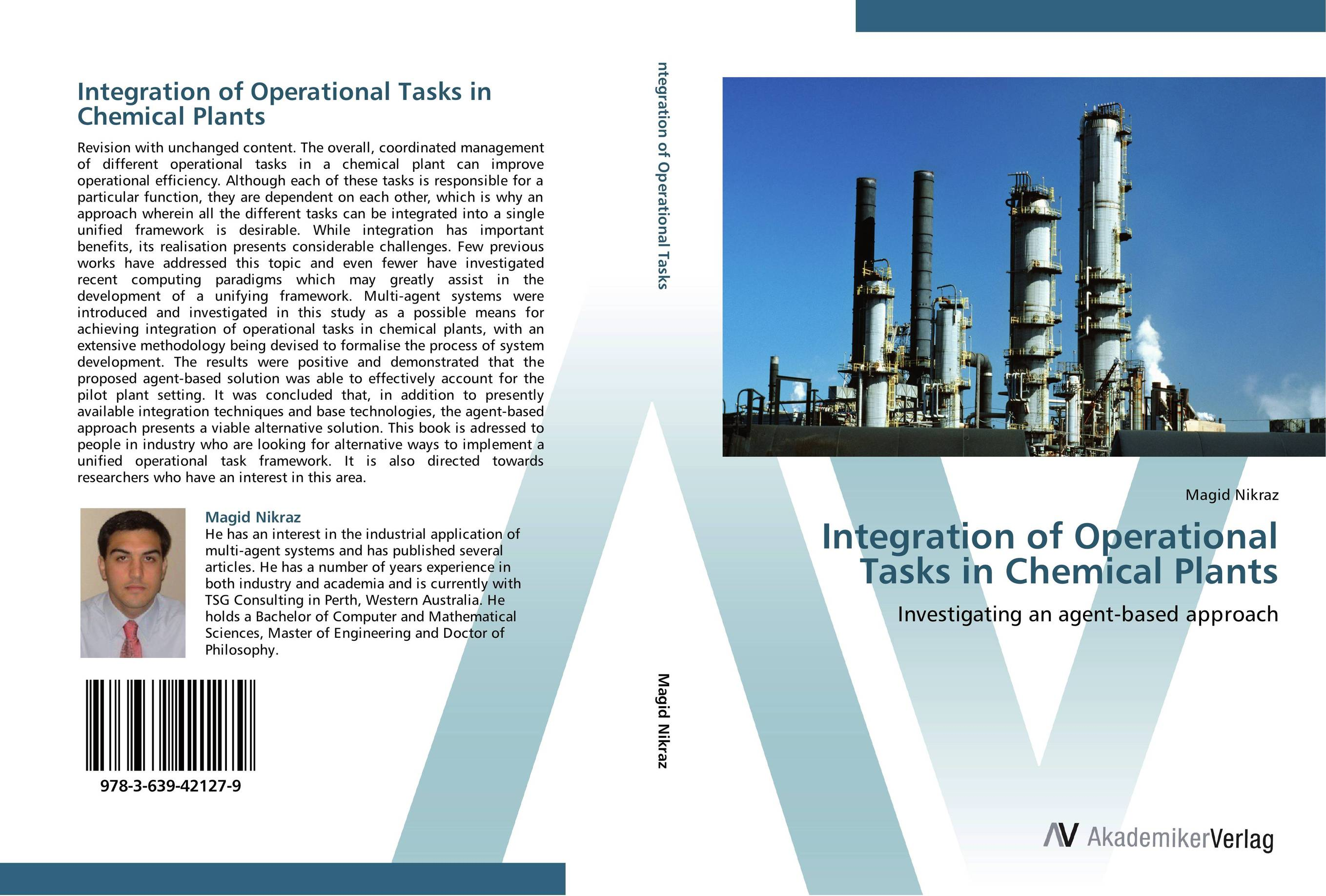 Integration of Operational Tasks in Chemical Plants the integration of ethnic kazakh oralmans into kazakh society