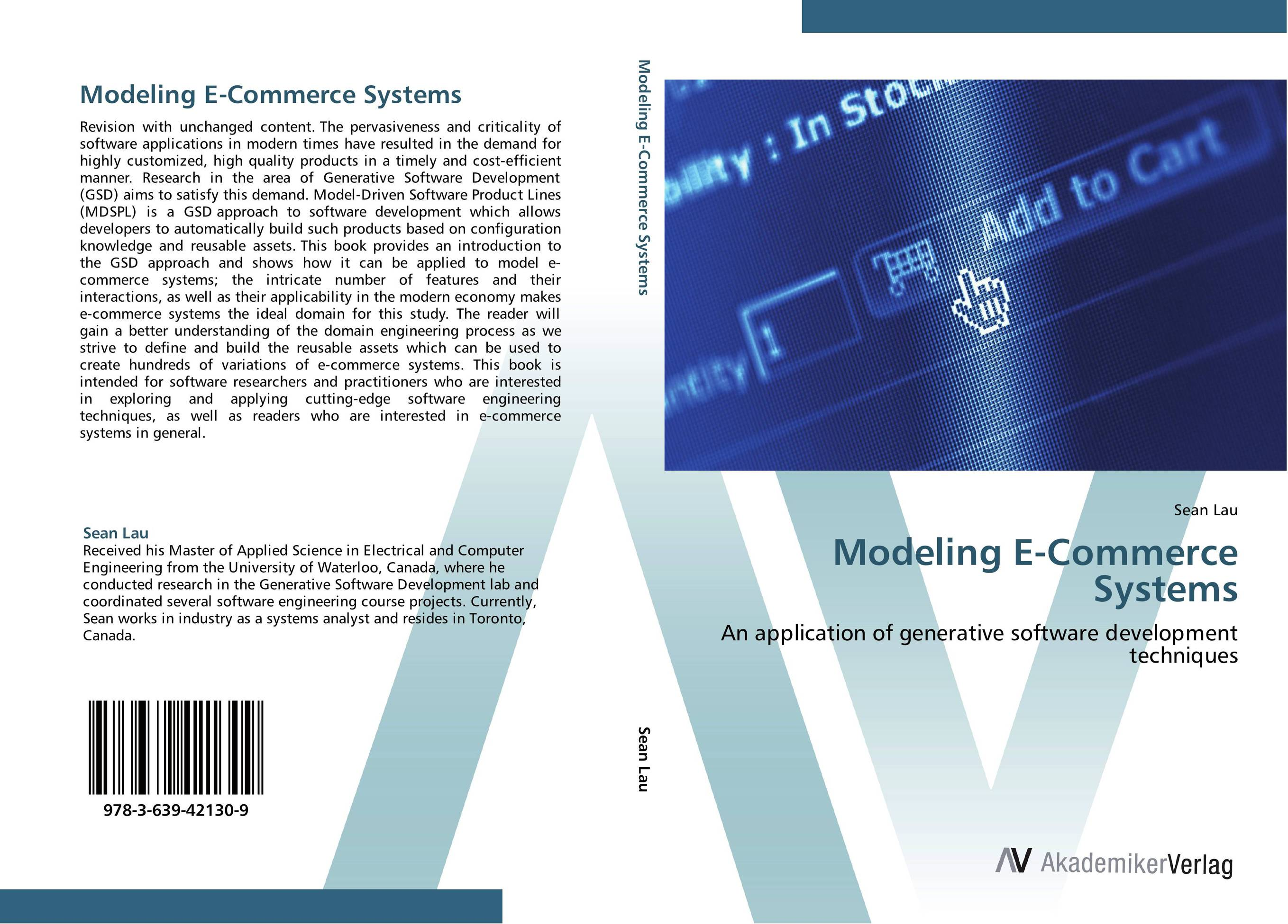 Modeling E-Commerce Systems applying user centered design techniques in software development