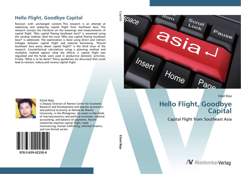 Hello Flight, Goodbye Capital flight from death