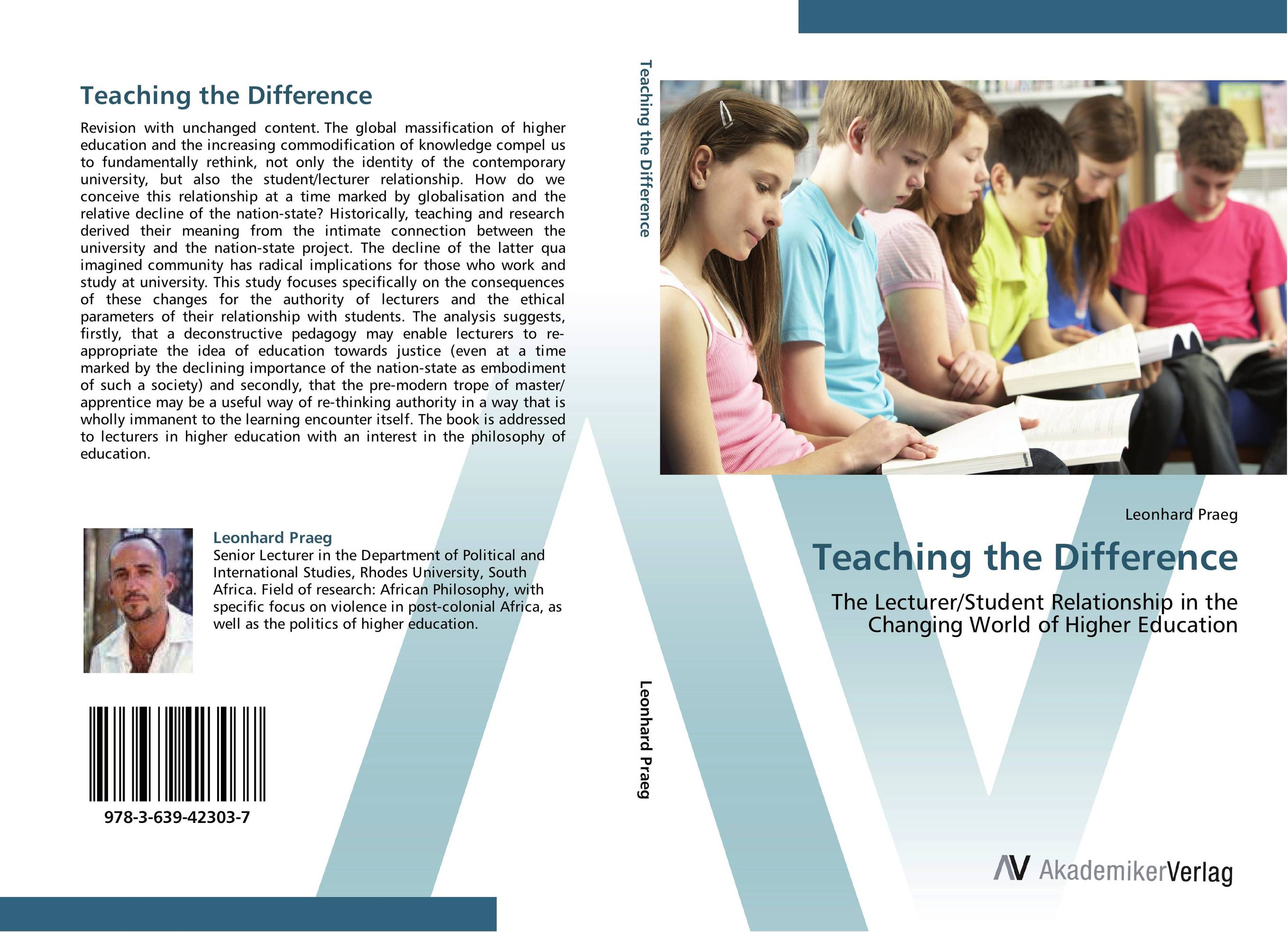 Teaching the Difference affair of state an