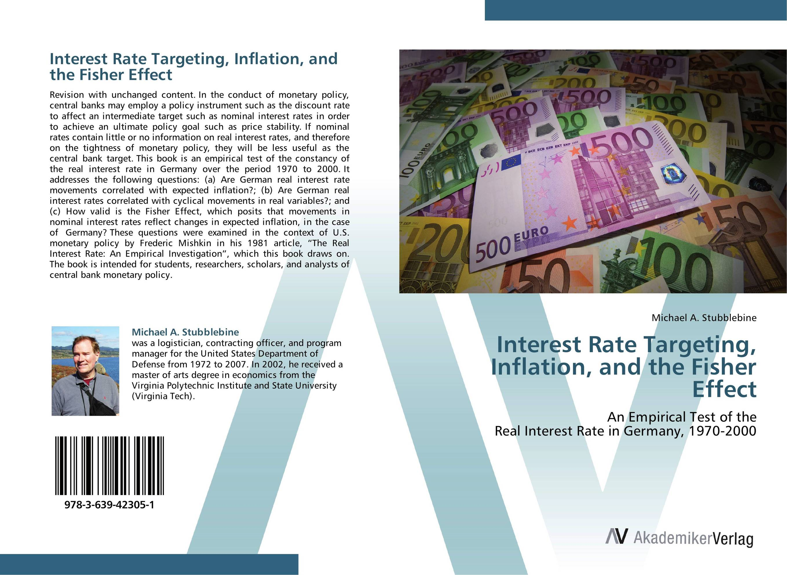 Interest Rate Targeting, Inflation, and the Fisher Effect arcade ndoricimpa inflation output growth and their uncertainties in south africa empirical evidence from an asymmetric multivariate garch m model