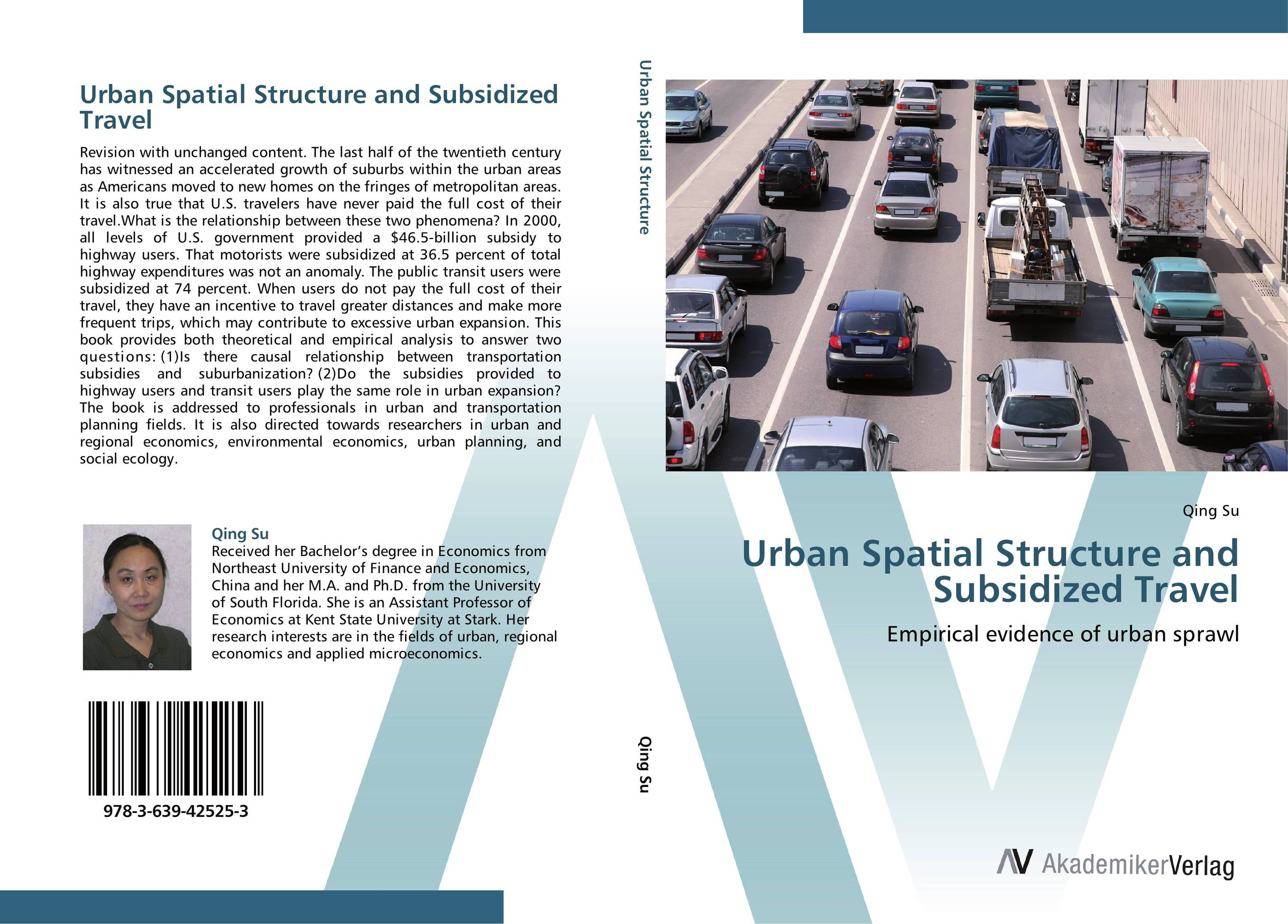 Urban Spatial Structure and Subsidized Travel