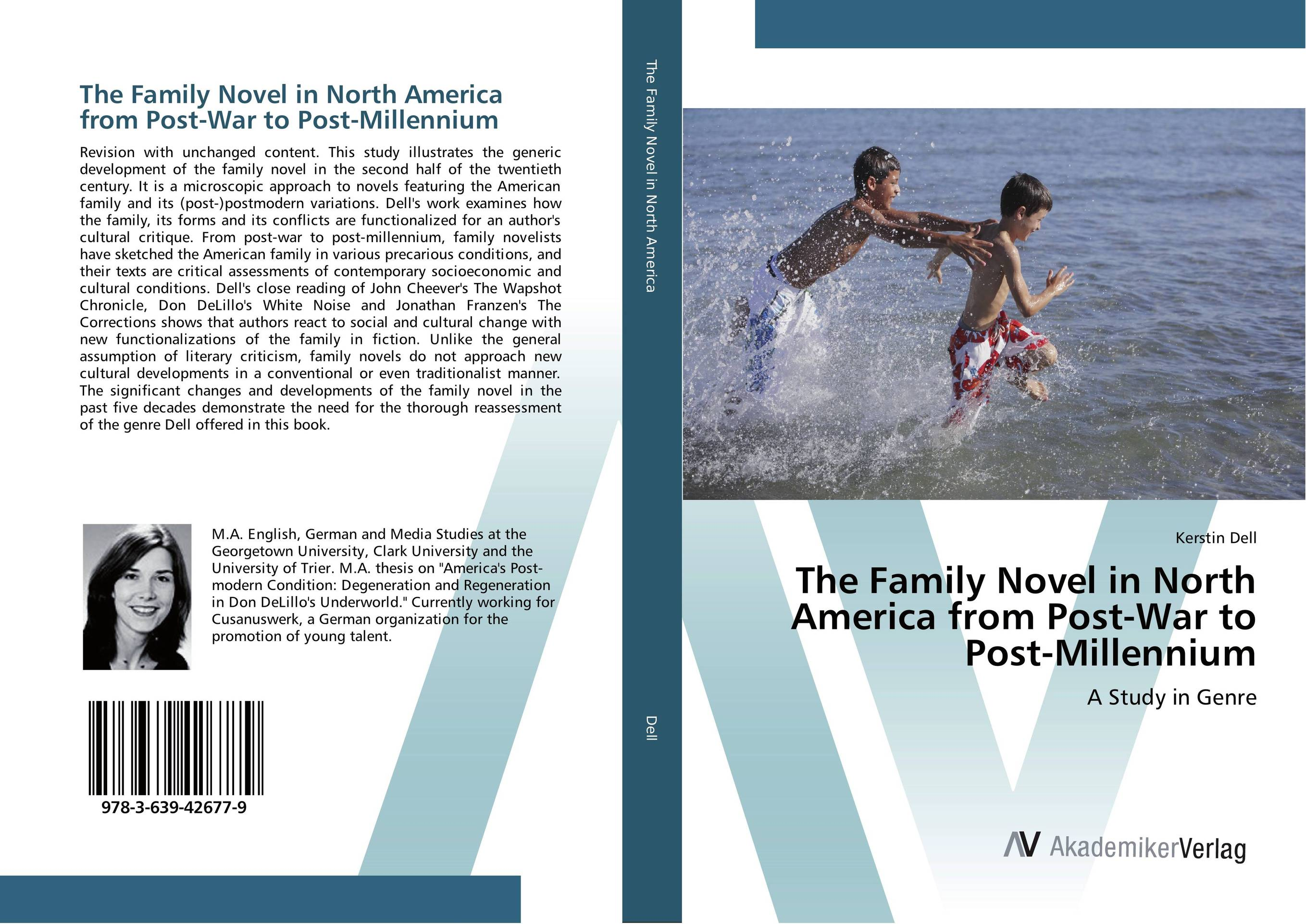 The Family Novel in North America from Post-War to Post-Millennium family caregiving in the new normal