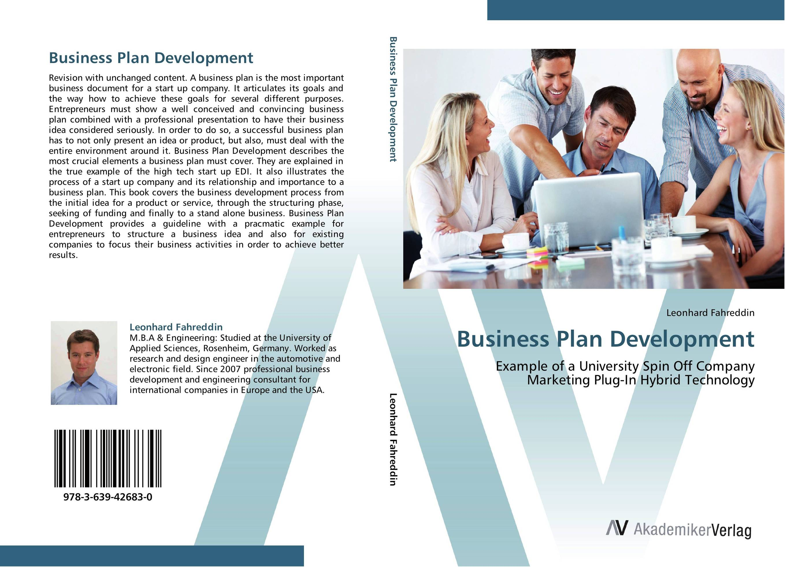Business Plan Development business plan for a start up of an information brokering company