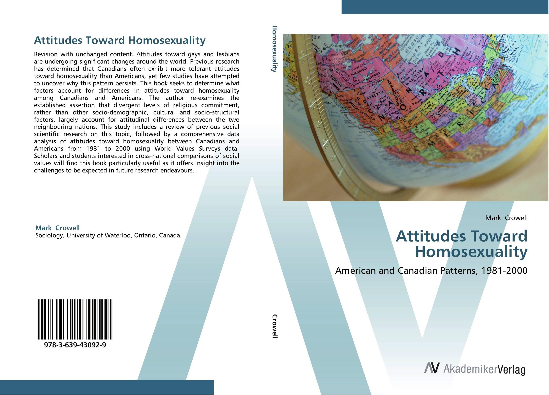 Attitudes Toward Homosexuality