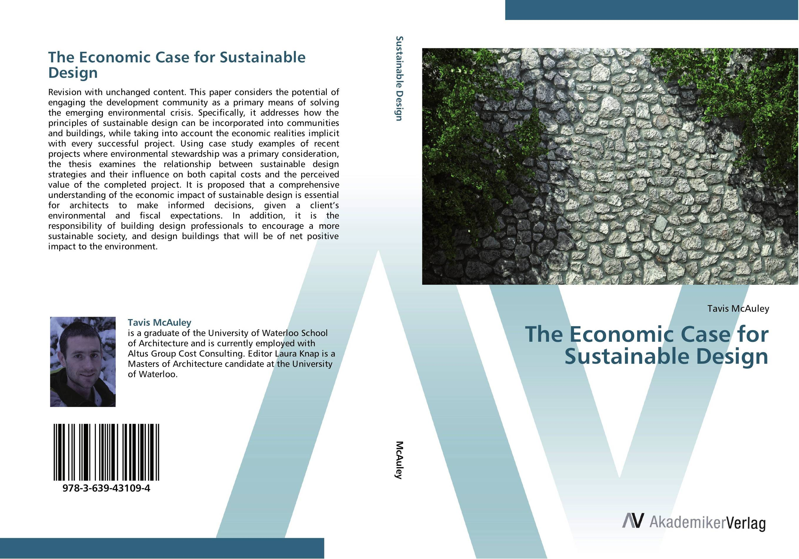 The Economic Case for Sustainable Design the economic principles of confucius and his sch