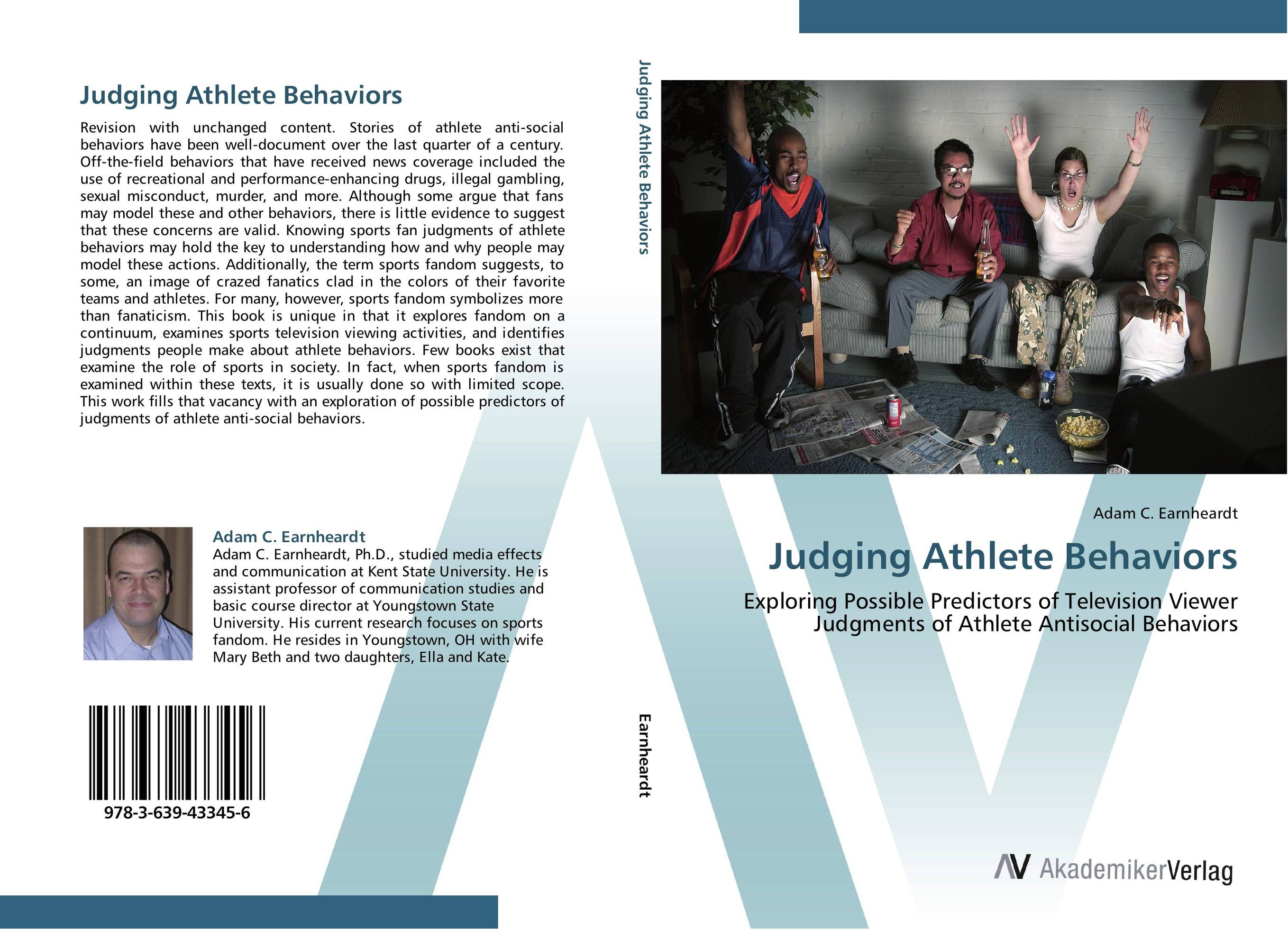 Judging Athlete Behaviors