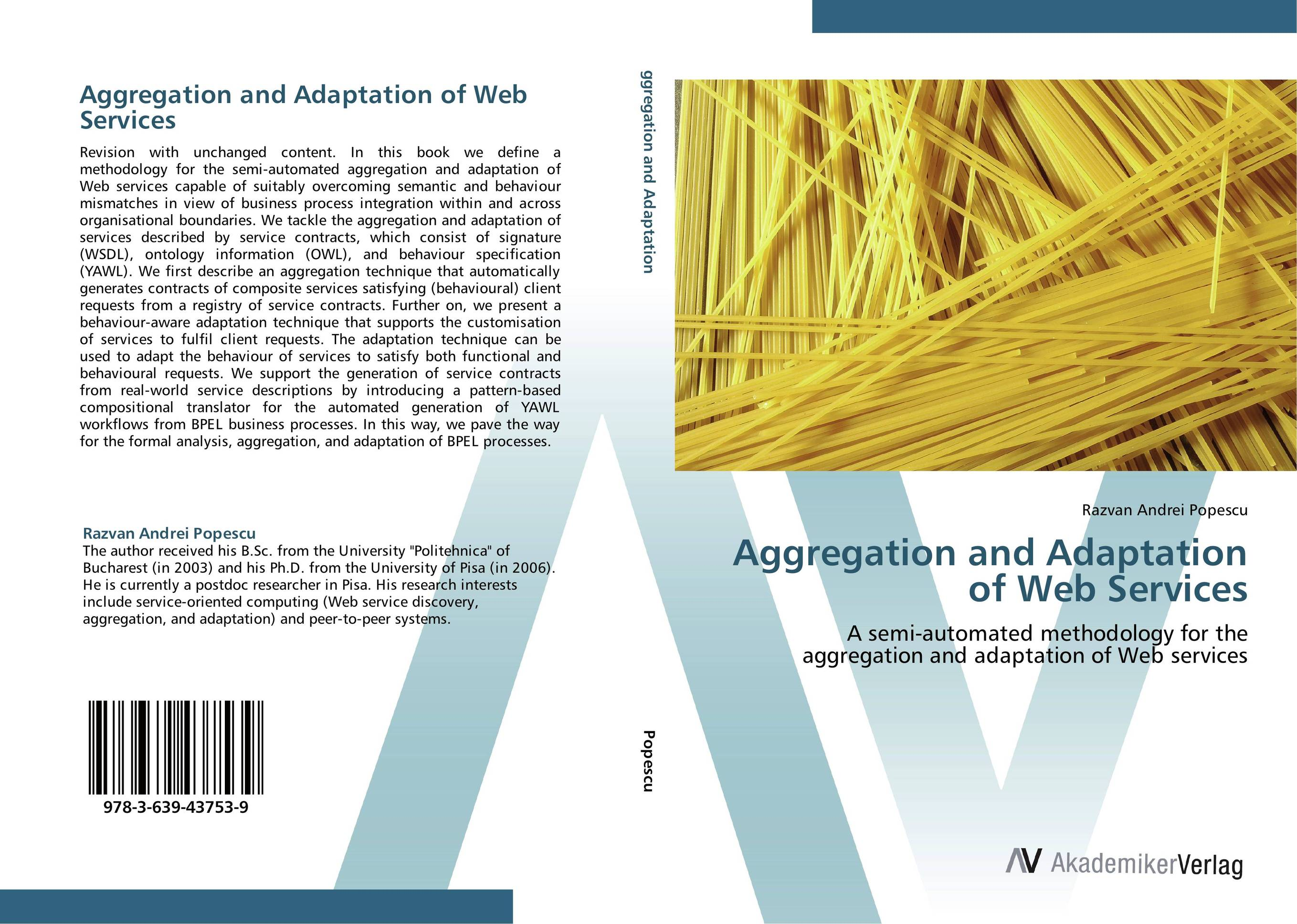 Aggregation and Adaptation of Web Services