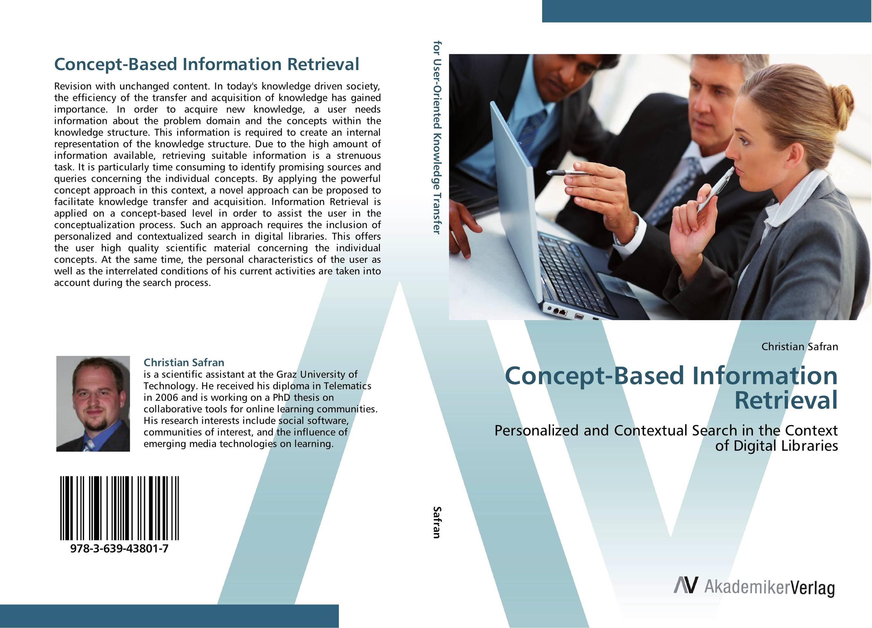 Concept-Based Information Retrieval кальсоны user кальсоны