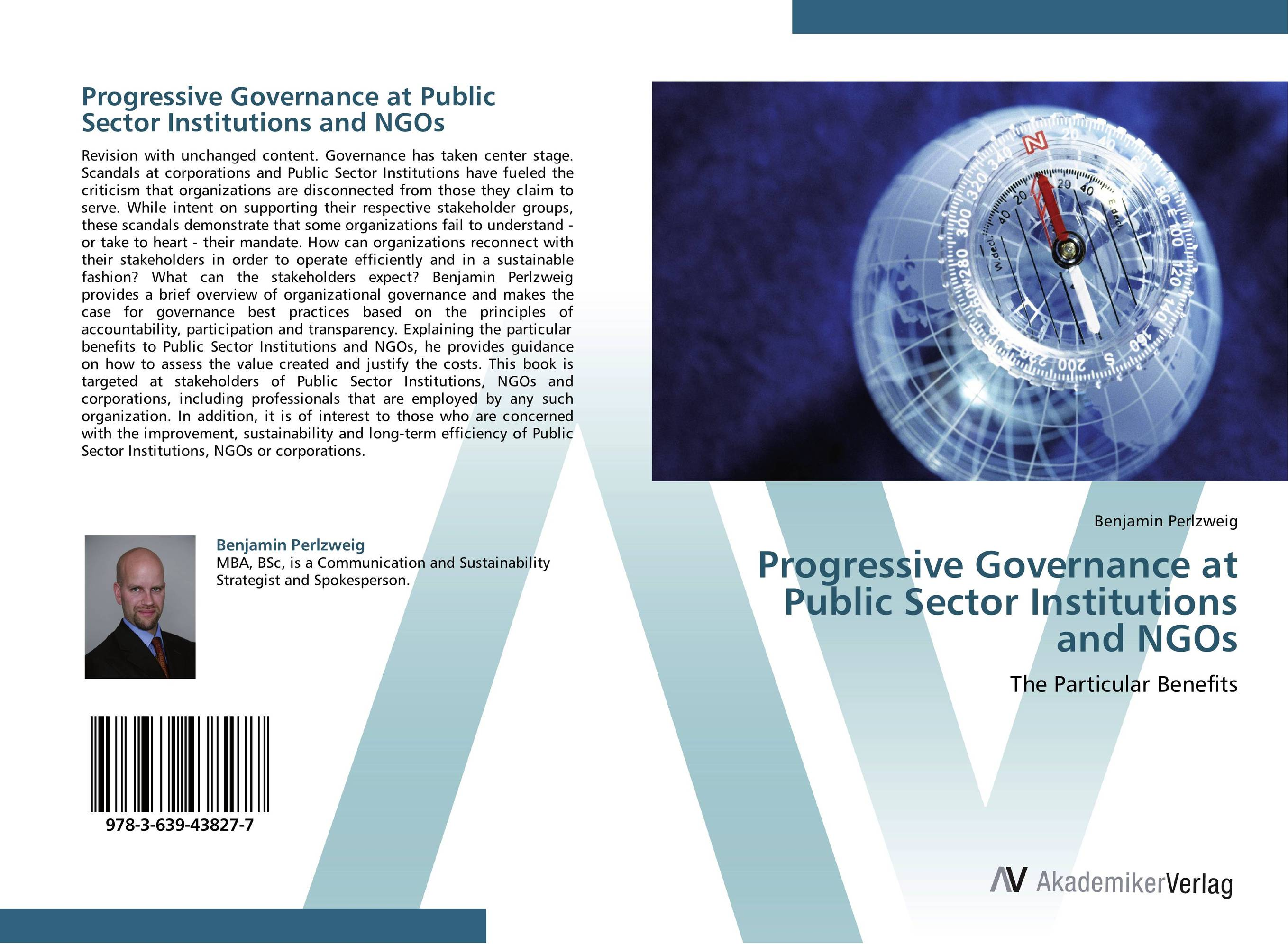 Progressive Governance at Public Sector Institutions and NGOs ngos