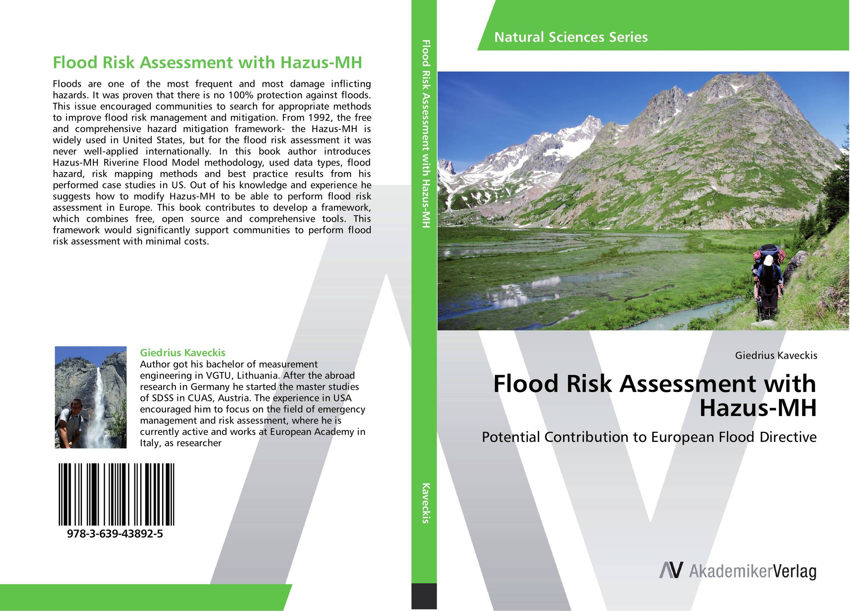 Flood Risk Assessment with Hazus-MH risk regulation and administrative constitutionalism