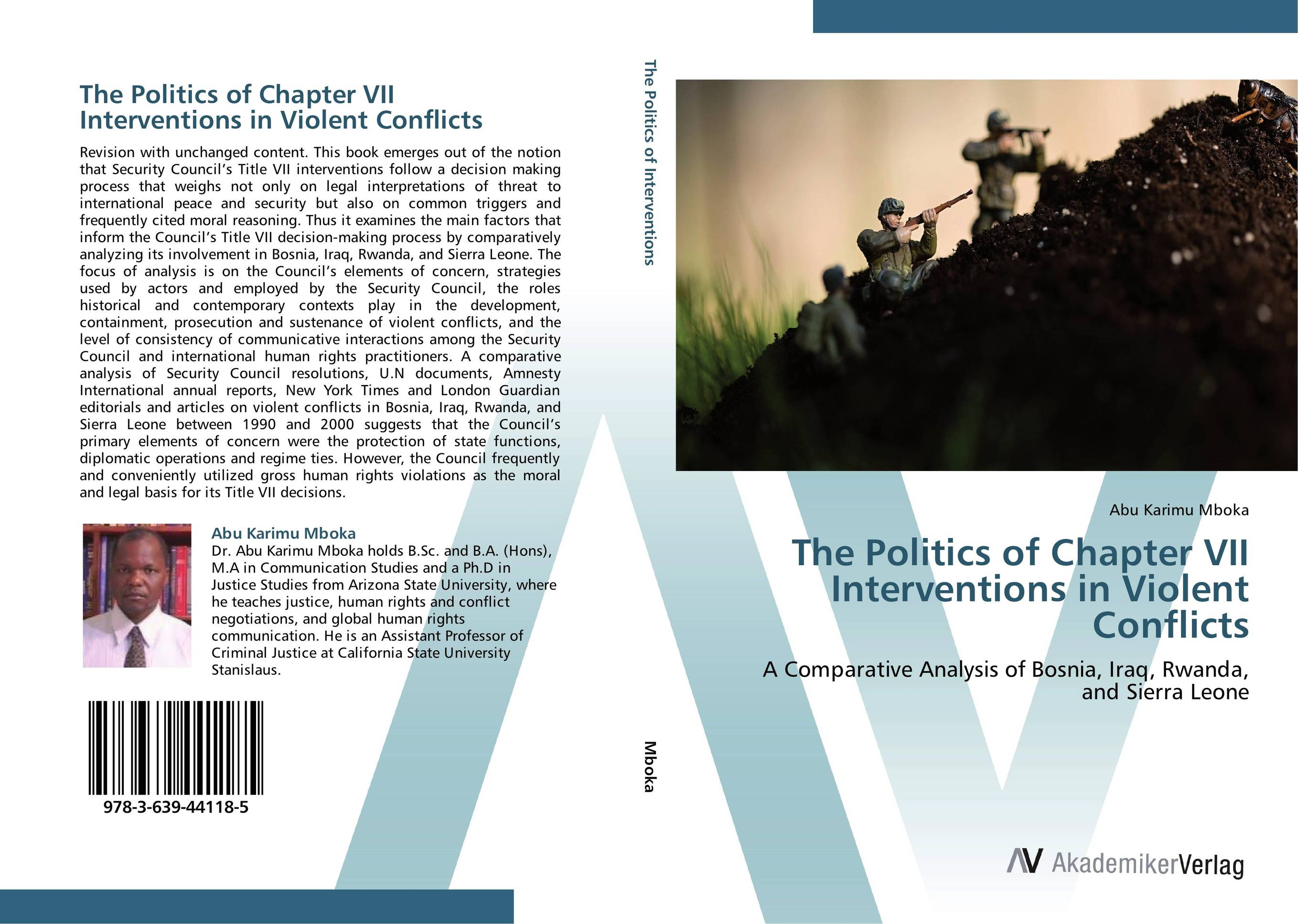 The Politics of Chapter VII Interventions in Violent Conflicts sahar bazzaz forgotten saints – history power and politics in the making of modern morocco