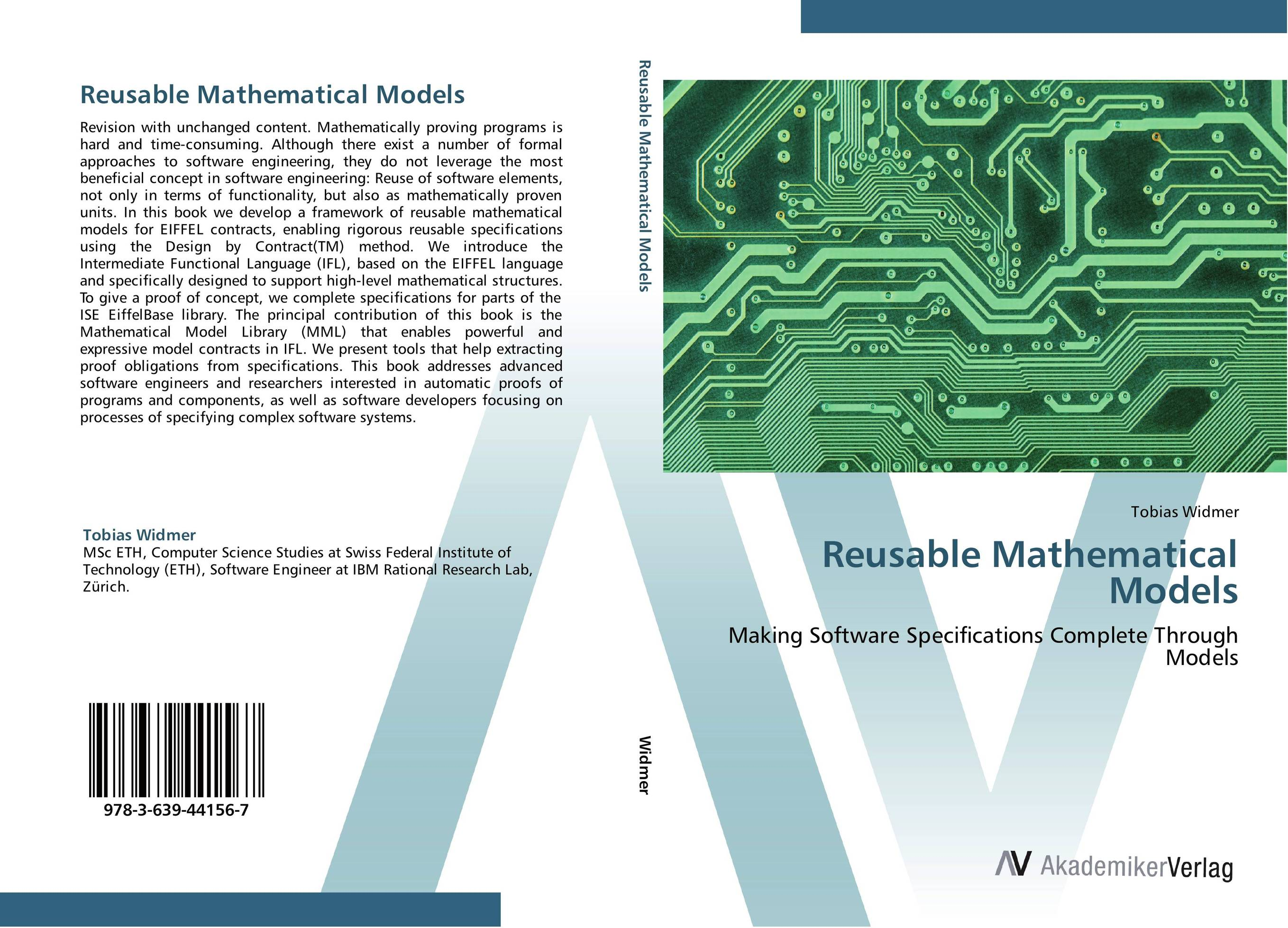 Reusable Mathematical Models a decision support tool for library book inventory management