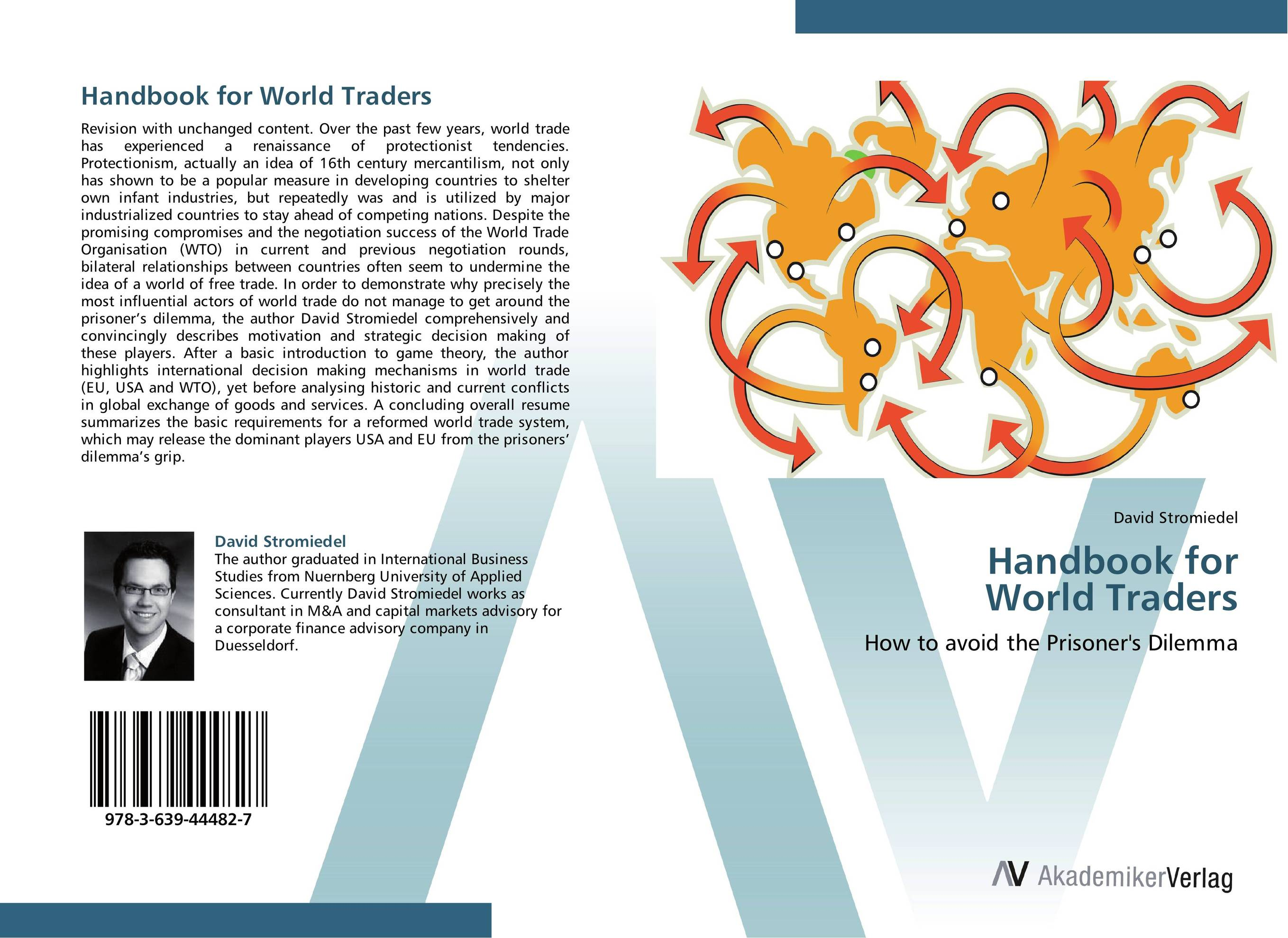 Handbook for  World Traders handbook of the exhibition of napier relics and of books instruments and devices for facilitating calculation