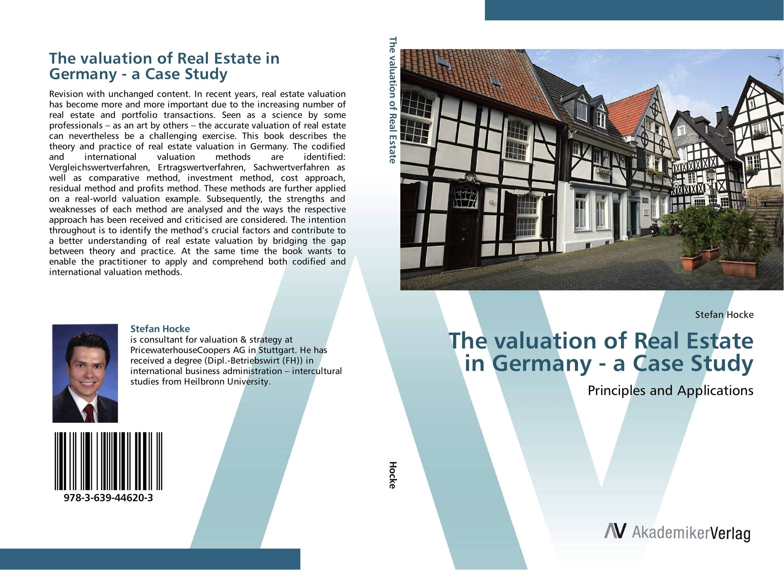 The valuation of Real Estate in Germany - a Case Study obioma ebisike a real estate accounting made easy