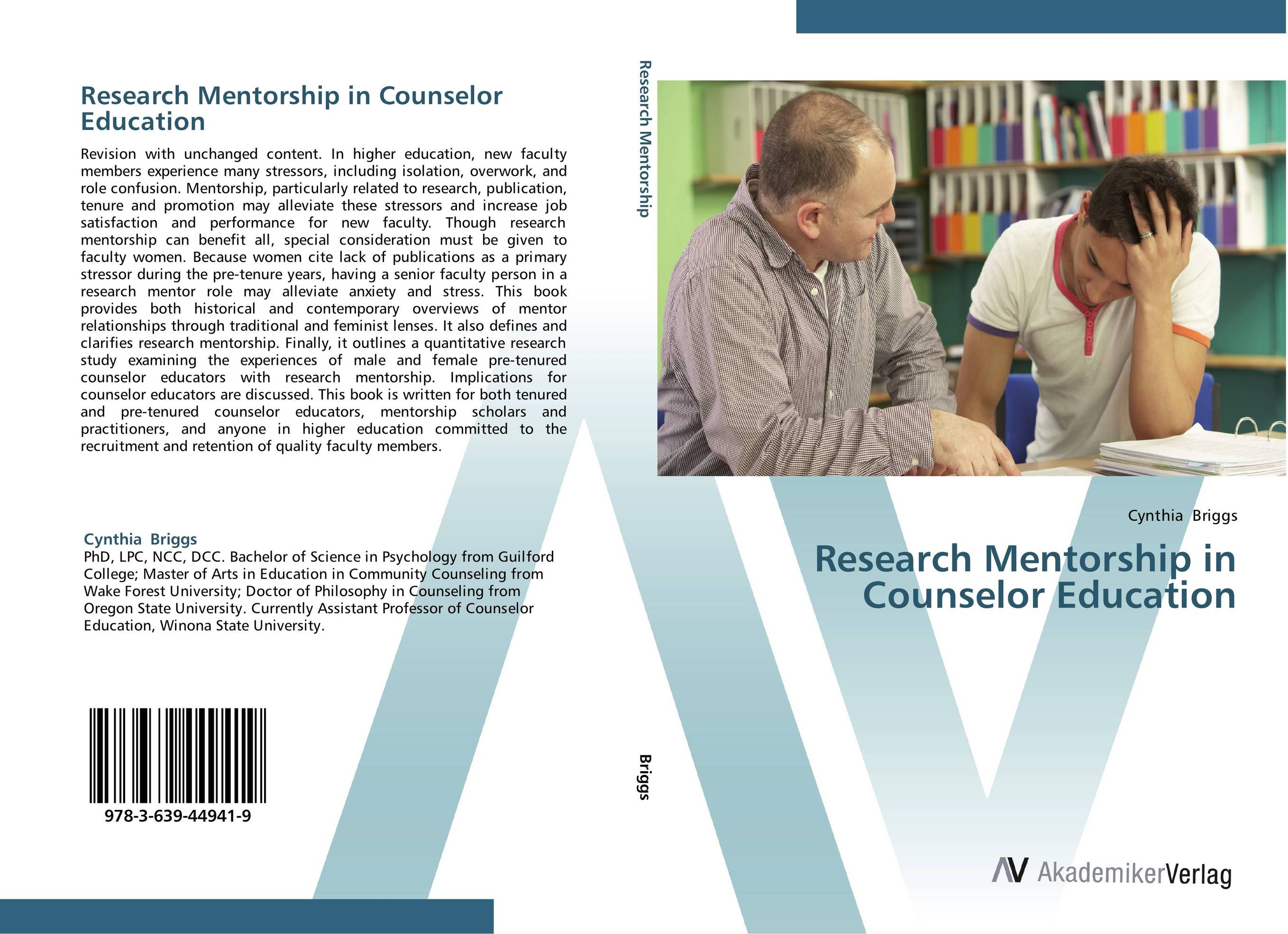 Research Mentorship in Counselor Education cite marilou