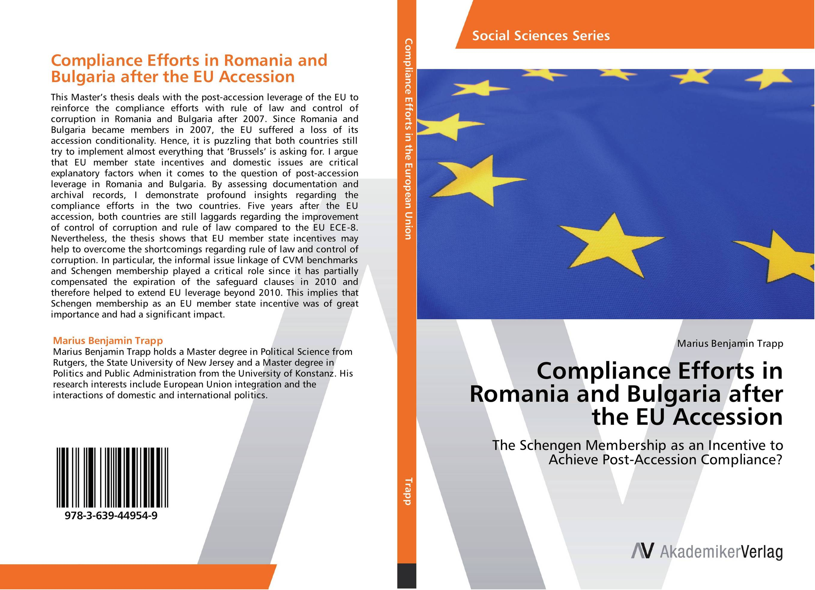 Compliance Efforts in Romania and Bulgaria after the EU Accession the law of god an introduction to orthodox christianity на английском языке