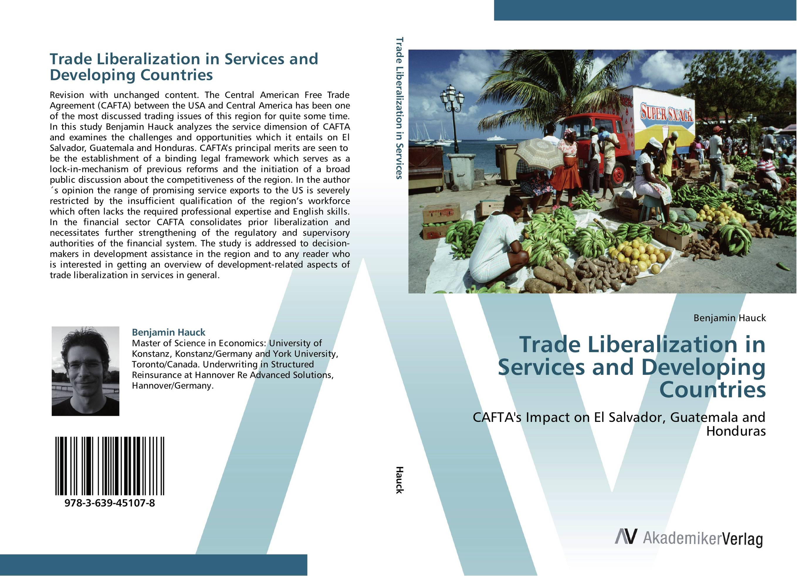 Trade Liberalization in Services and Developing Countries