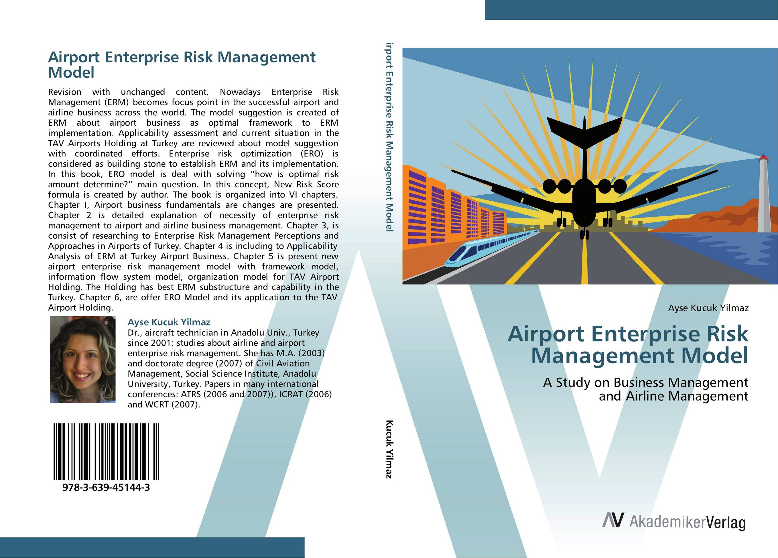 Airport Enterprise Risk Management Model michael rees business risk and simulation modelling in practice using excel vba and risk
