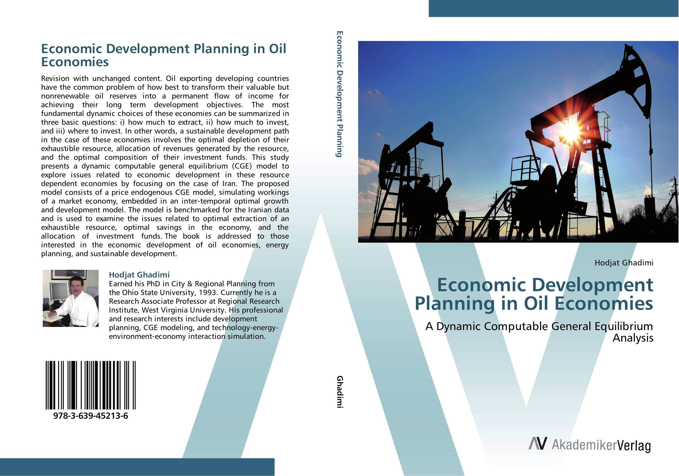 Economic Development Planning in Oil Economies xuan liu time consistency of optimal policy in a small open economy