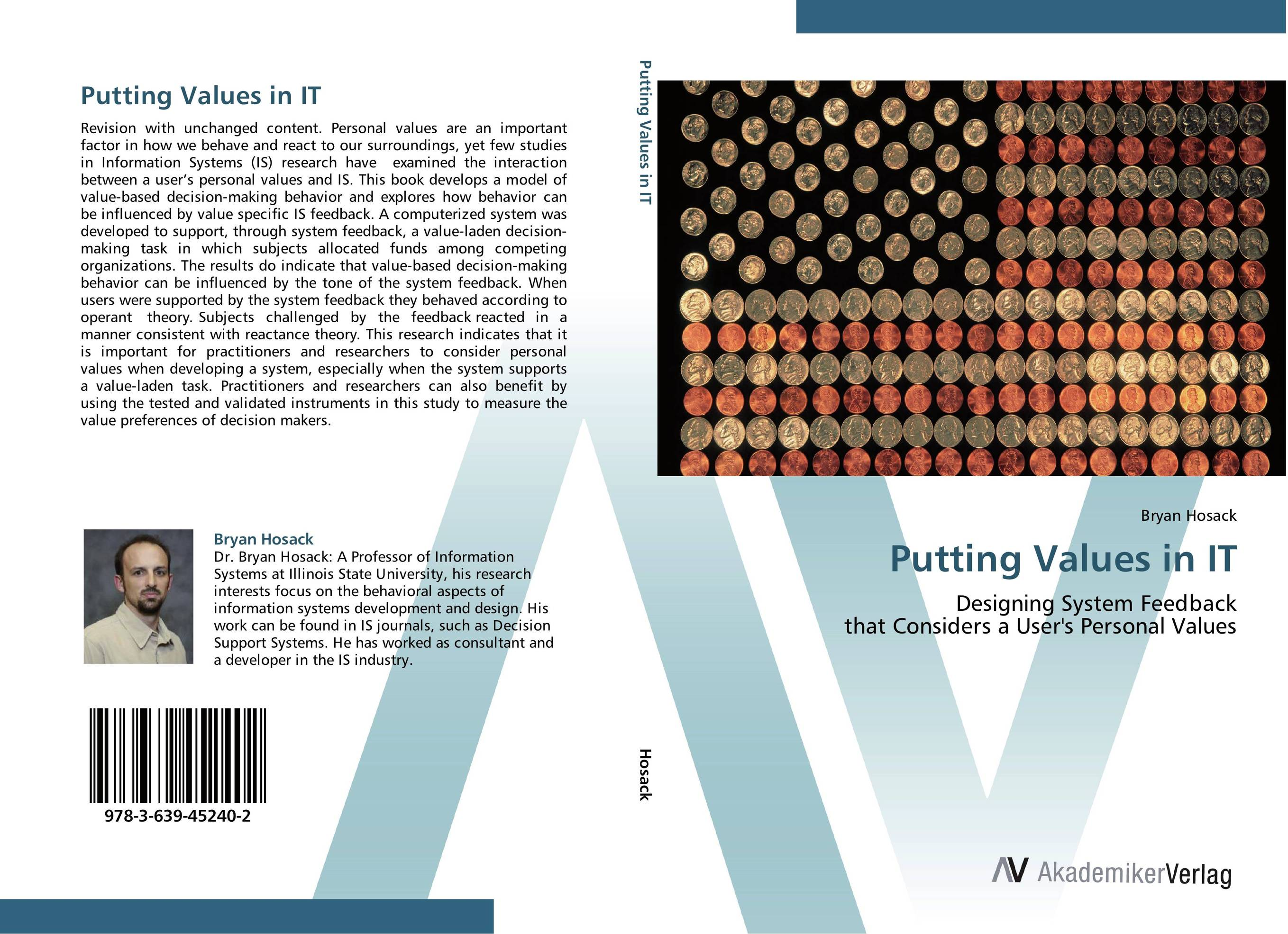 Putting Values in IT a decision support tool for library book inventory management