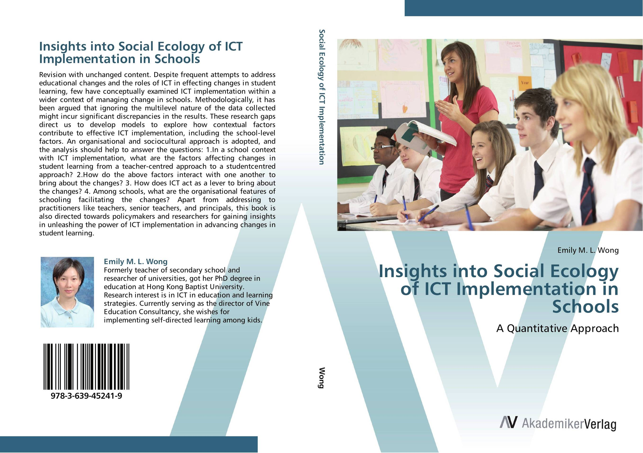 Insights into Social Ecology of ICT Implementation in Schools