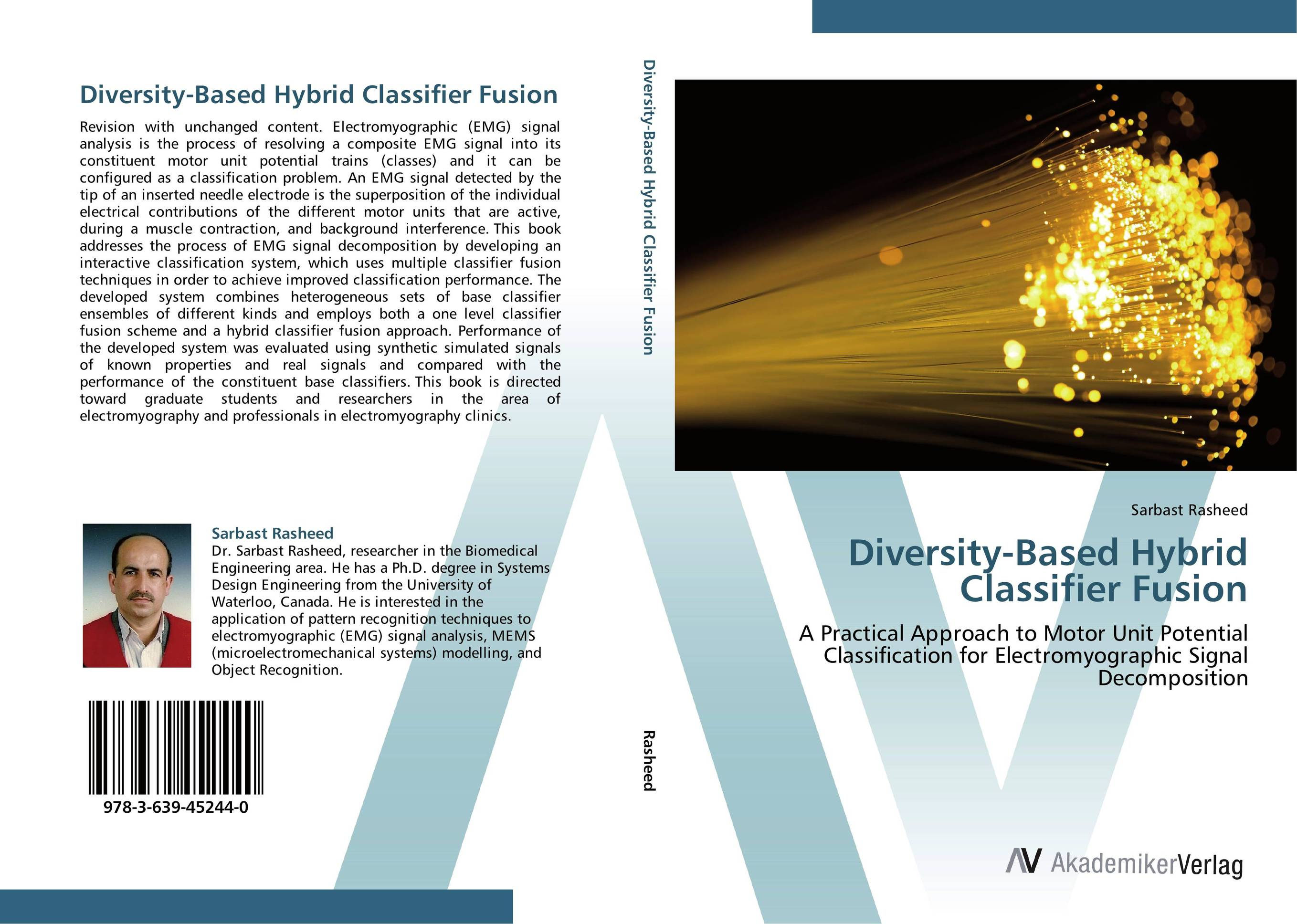 Diversity-Based Hybrid Classifier Fusion a subspace approach for speech signal modelling and classification