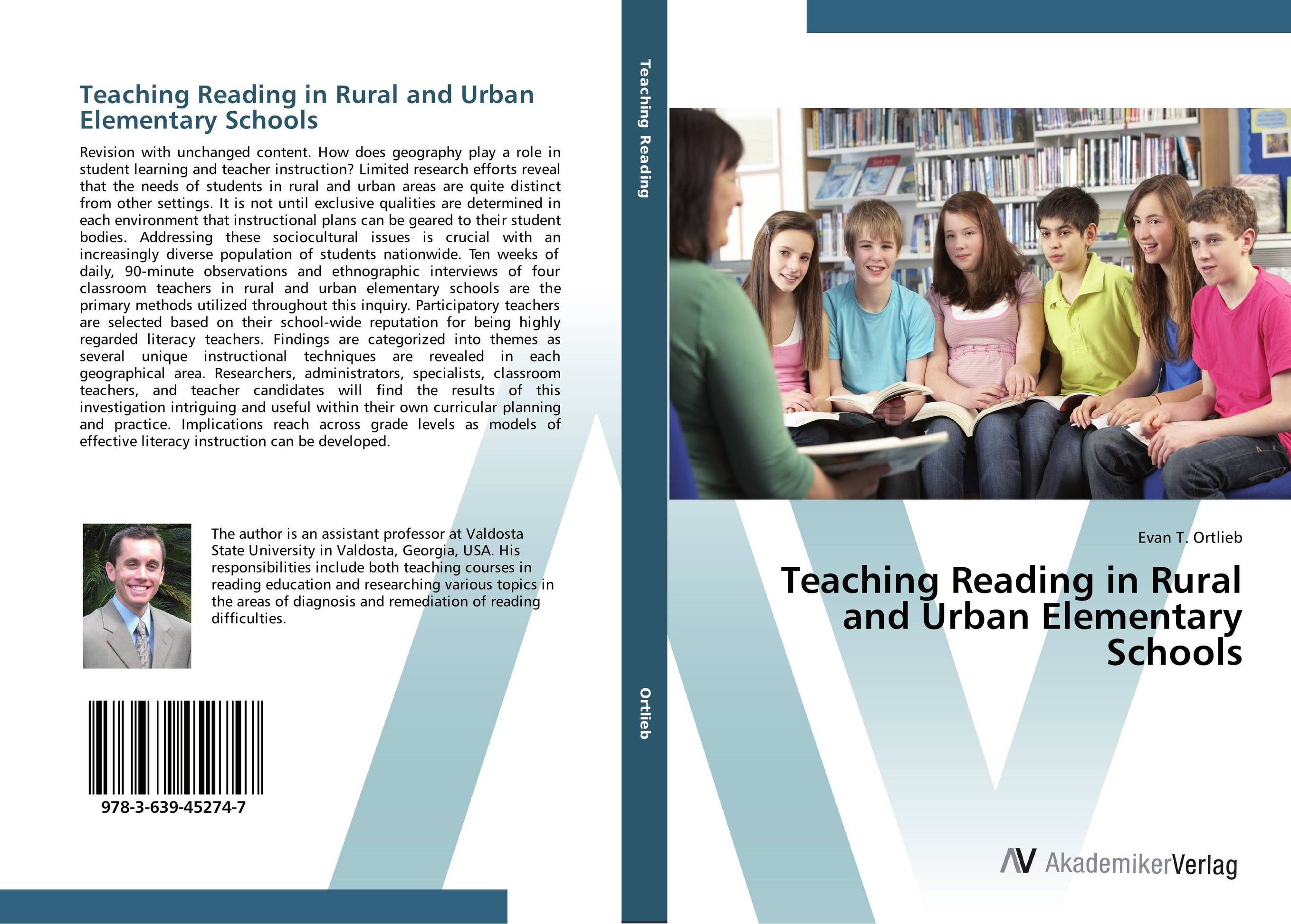Teaching Reading in Rural and Urban Elementary Schools reading literacy for adolescents
