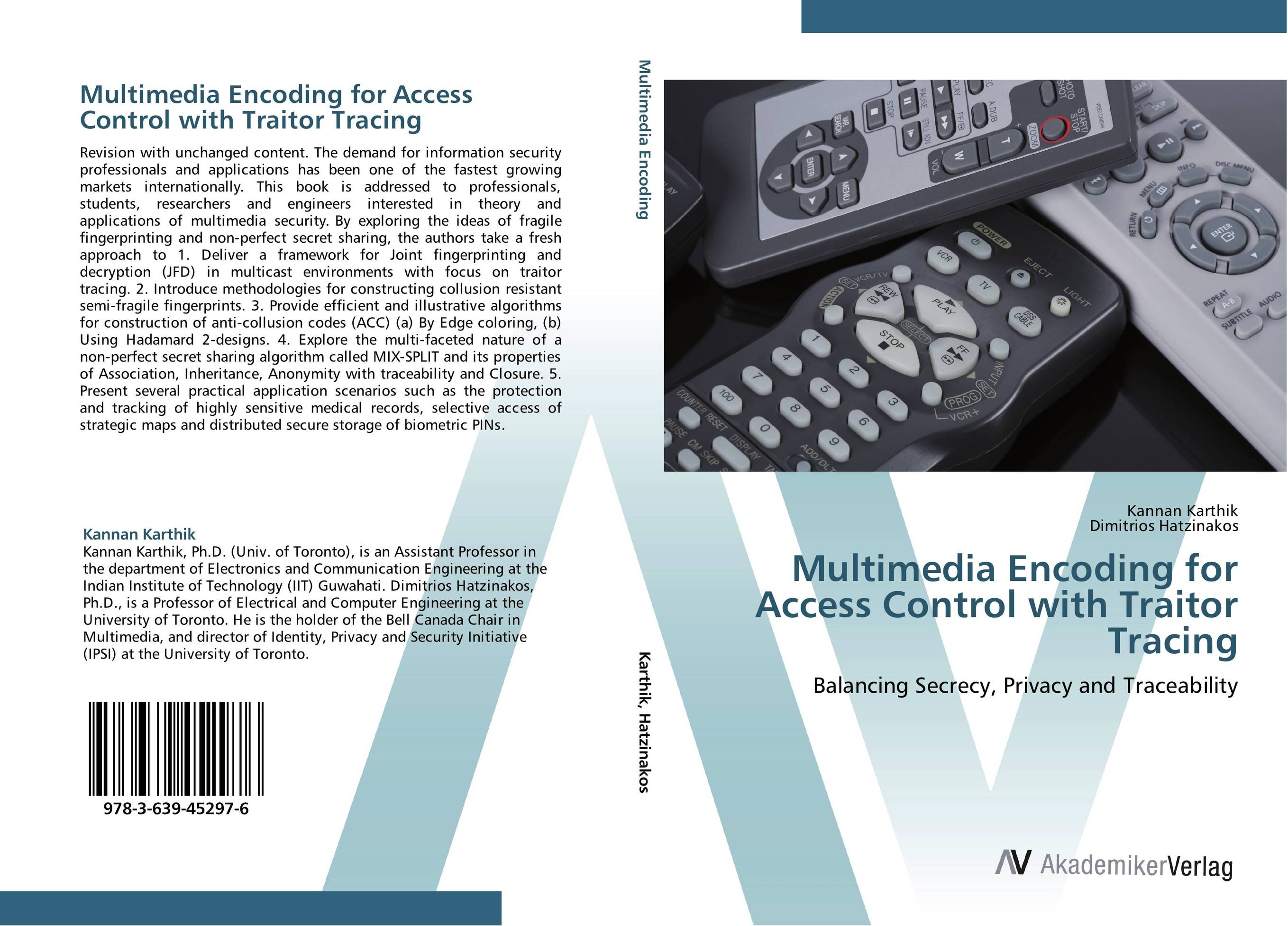 Multimedia Encoding for Access Control with Traitor Tracing collusion