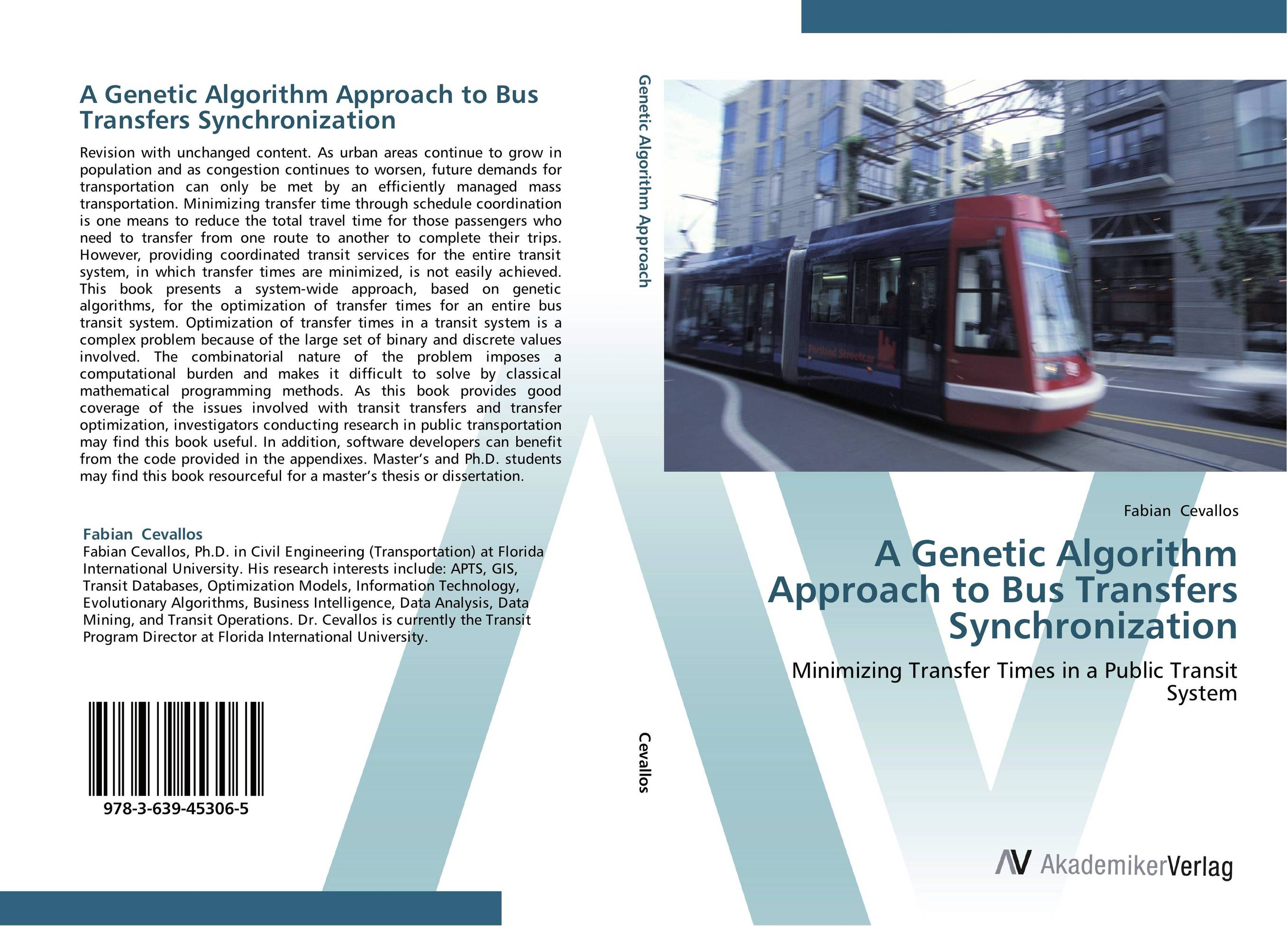 A Genetic Algorithm Approach to Bus Transfers Synchronization transit rights in petroleum transportation systems