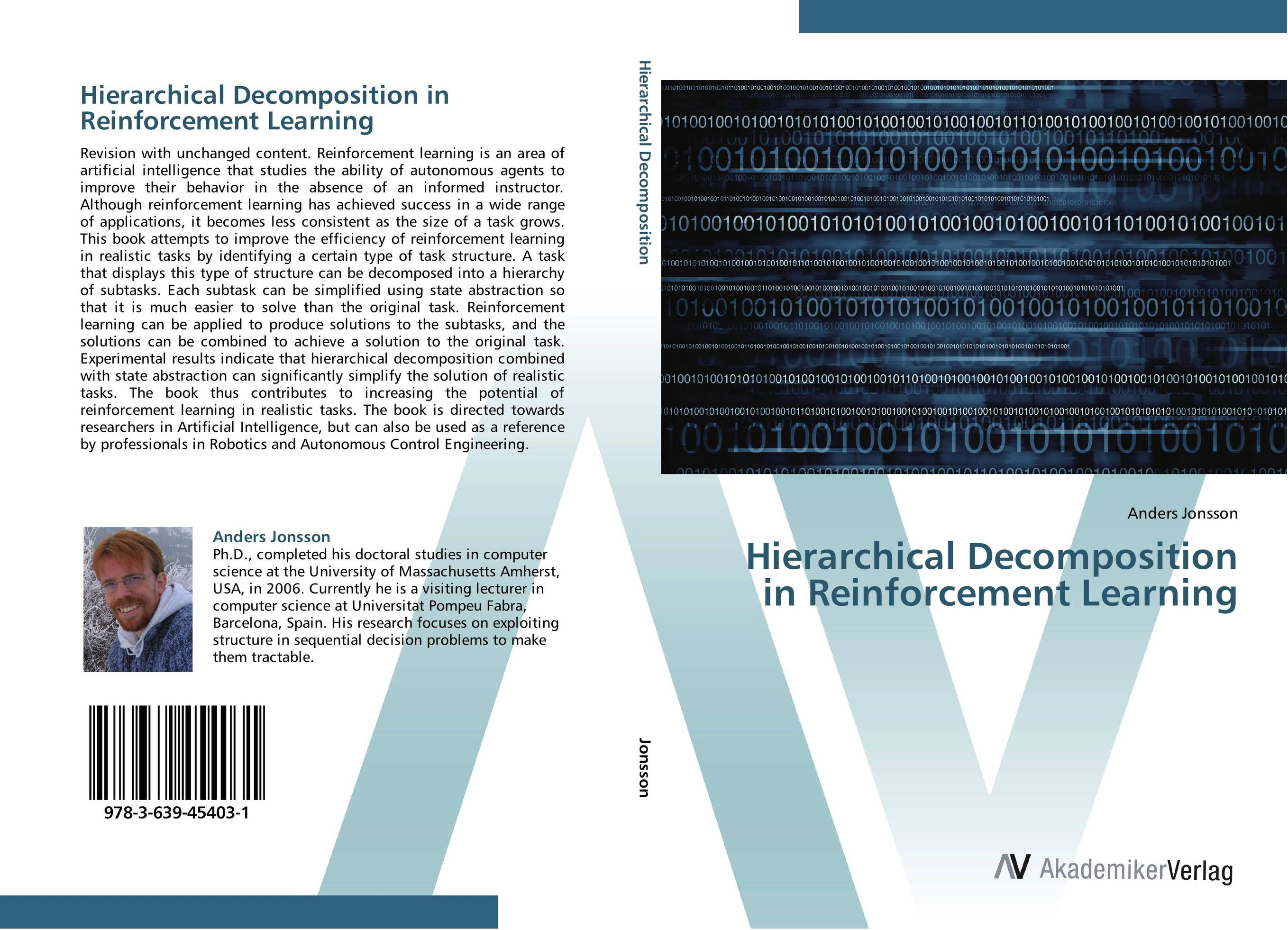 Hierarchical Decomposition in Reinforcement Learning oliver goldsmith an enquiry into the present state of polite learning in europe