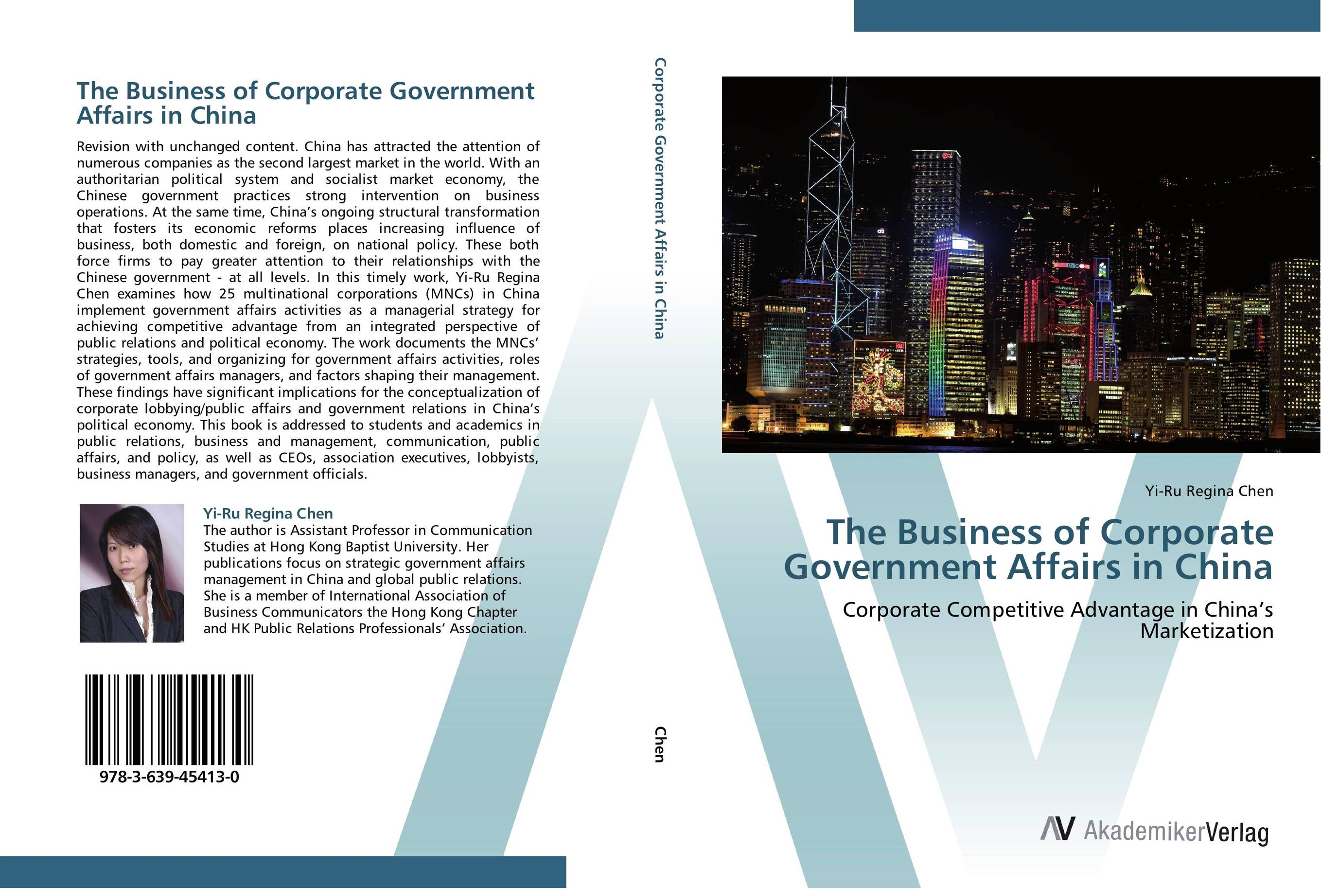 The Business of Corporate Government Affairs in China rm pfeffer understanding business contracts in china 1949–1963
