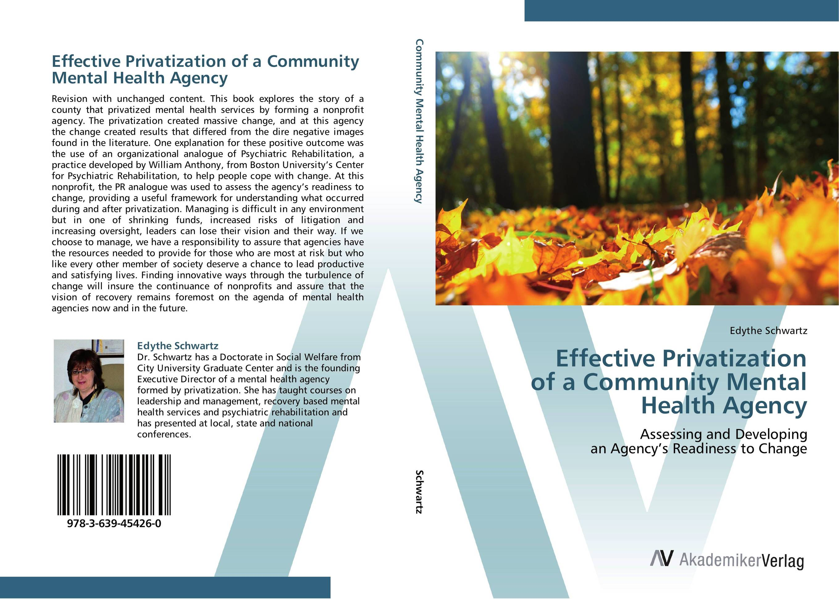 Effective Privatization of a Community Mental Health Agency psychiatric rehabilitation