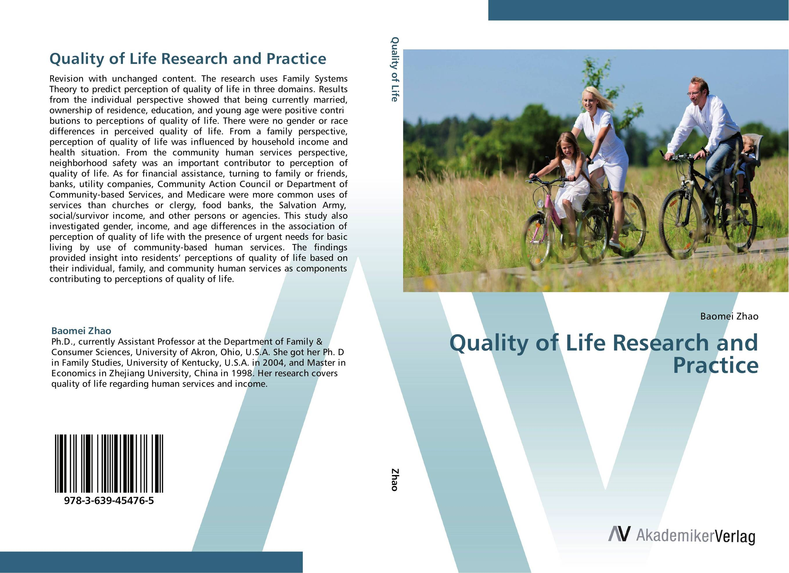 Quality of Life Research and Practice assessment of quality of care in family planning services