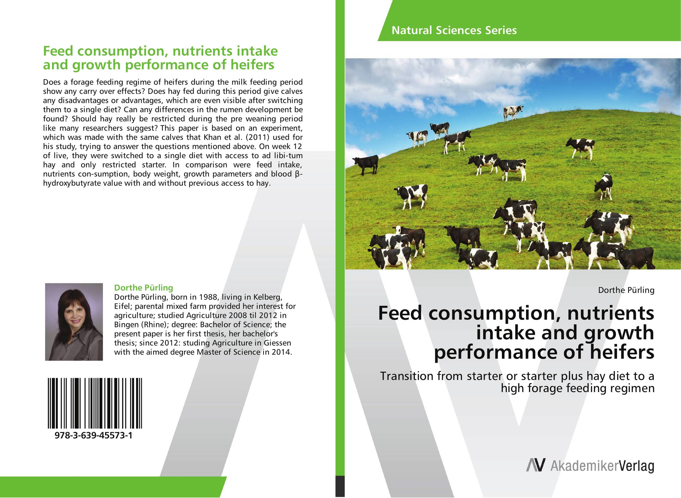 Feed consumption, nutrients intake and growth performance of heifers psychiatric disorders in postpartum period