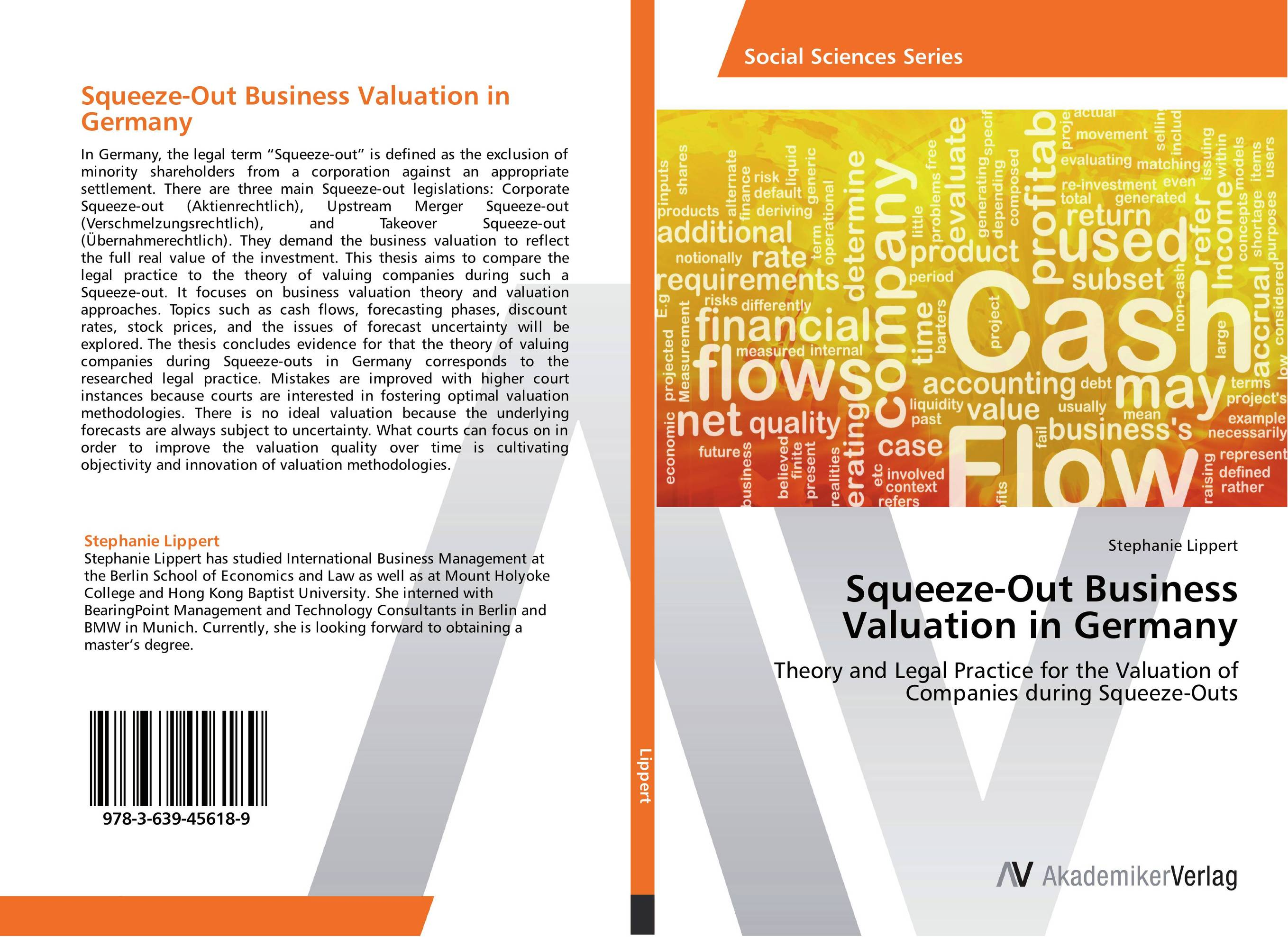 Squeeze-Out Business Valuation in Germany evaluation and legal theory