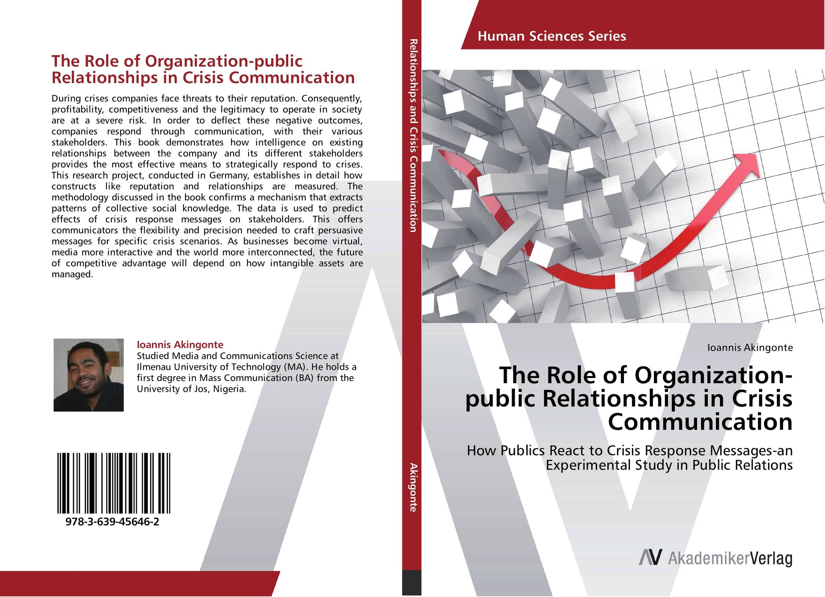 The Role of Organization-public Relationships in Crisis Communication silent spill – the organization of an industrial crisis