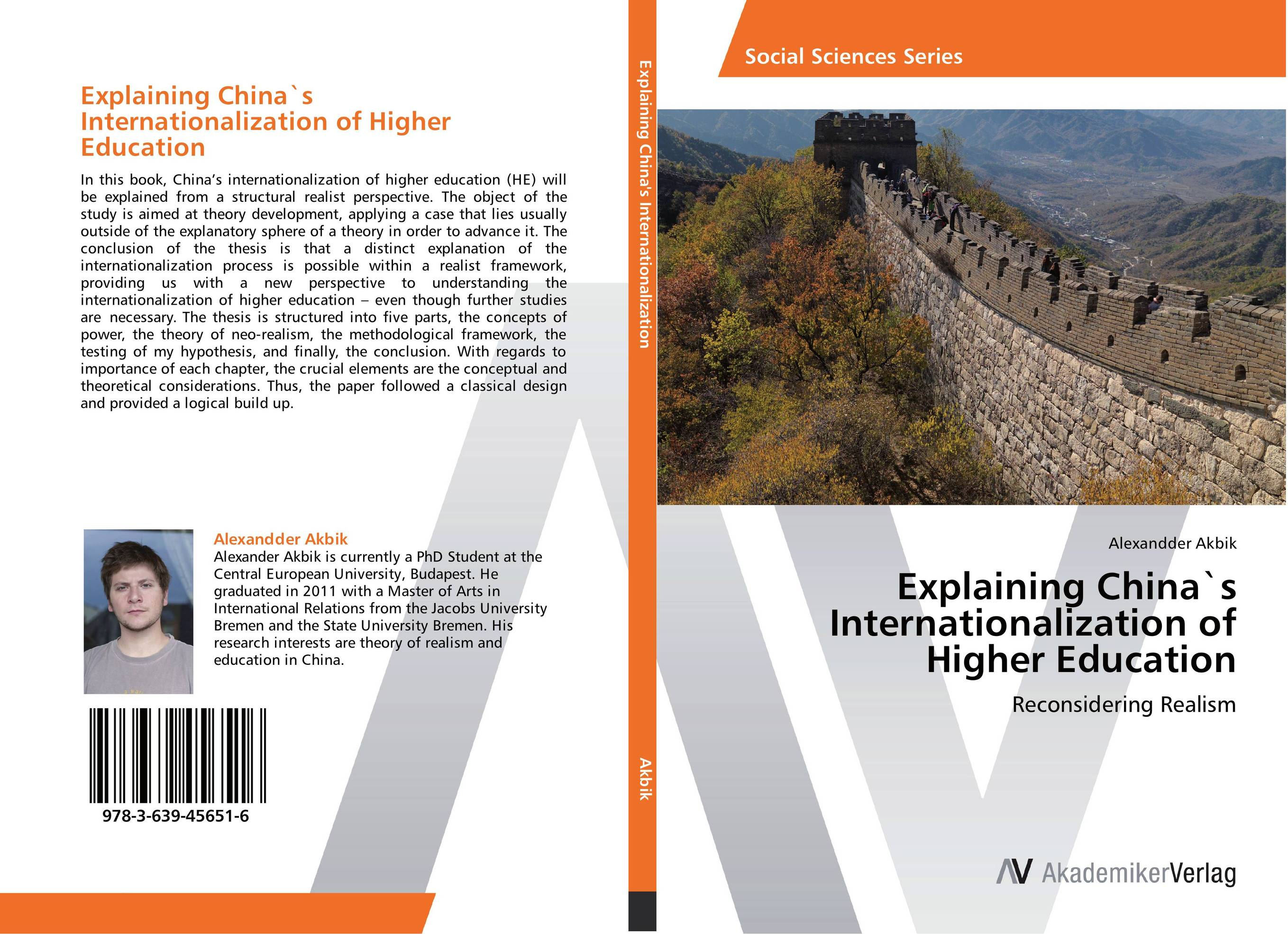 Explaining China`s Internationalization of Higher Education amid the clouds and mist – china s colonization of guizhou 1200–1700