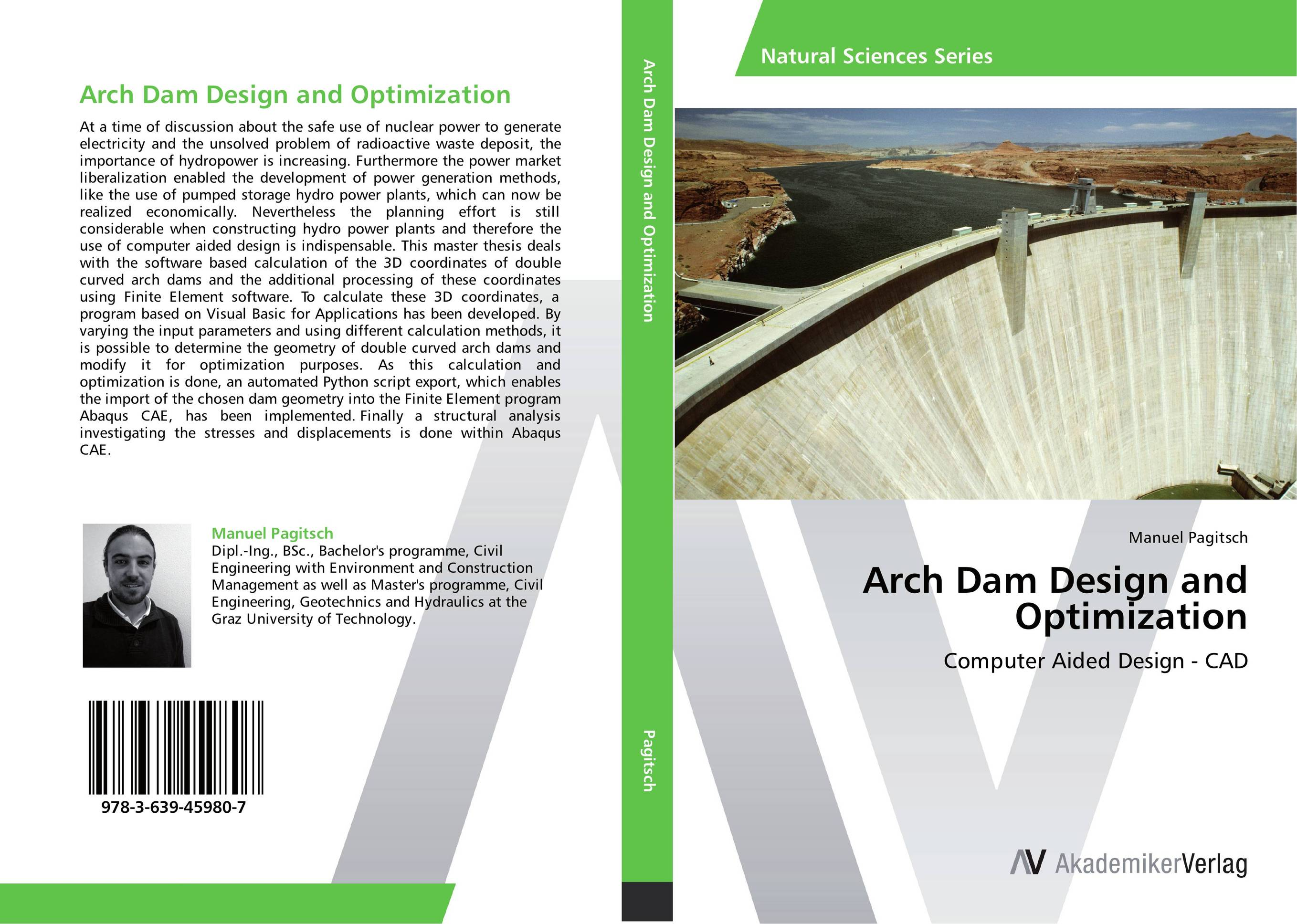 Arch Dam Design and Optimization optimization of hydro generation scheduling