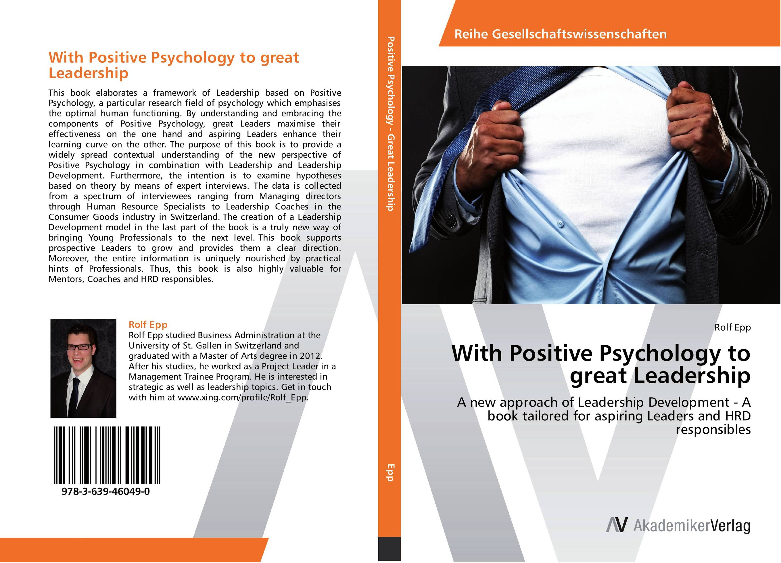 With Positive Psychology to great Leadership nikiforova l the practical course of the runic psychology
