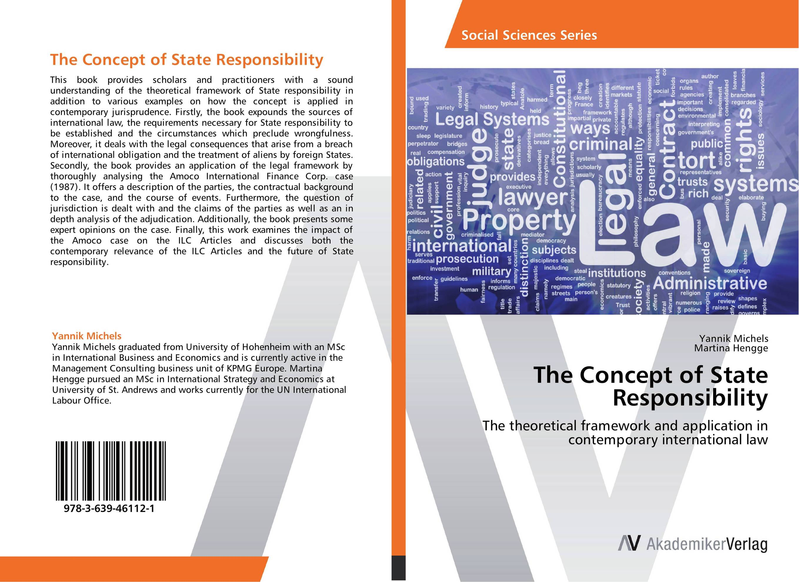 The Concept of State Responsibility student s sourcebook on state legal liability