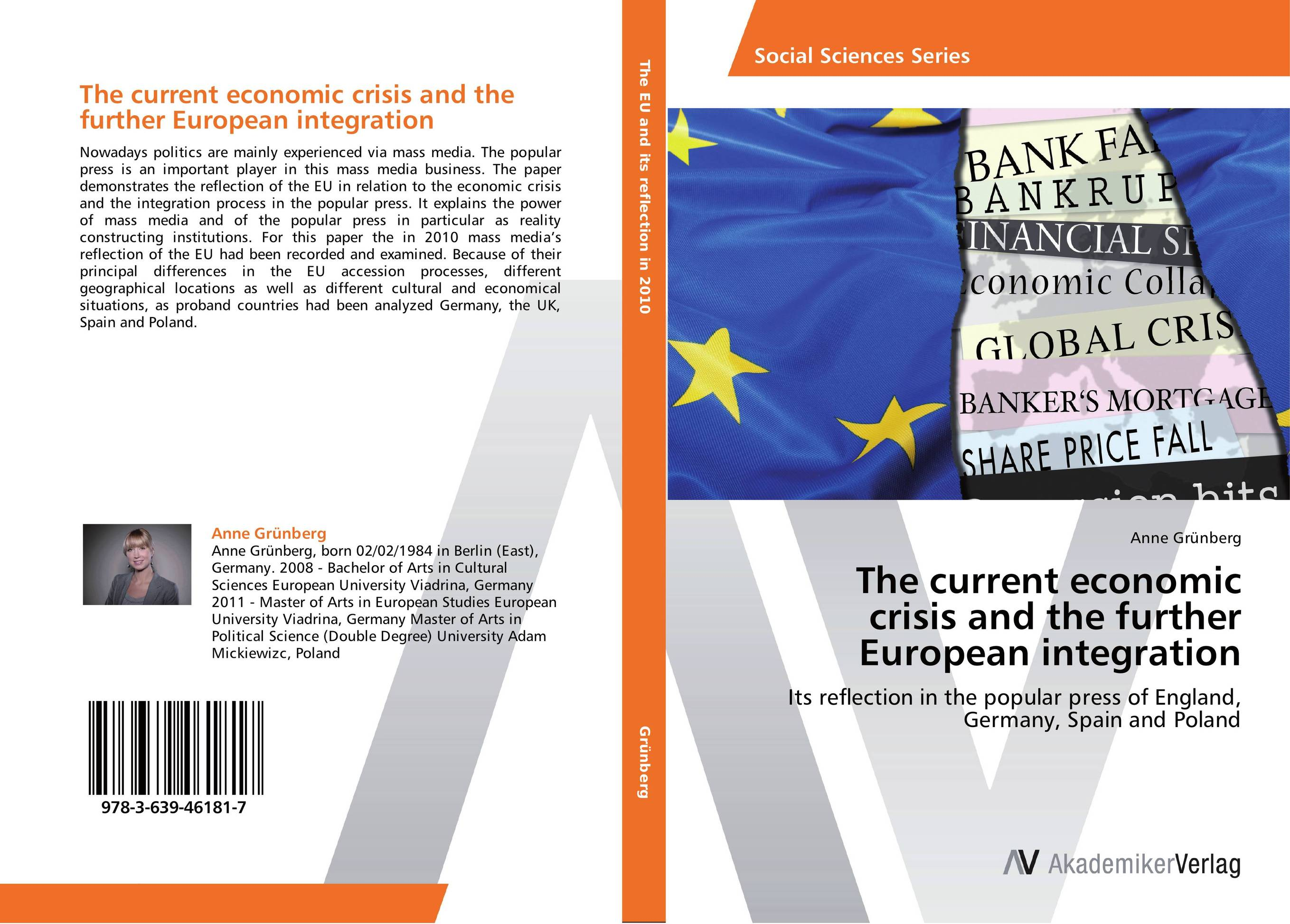 The current economic crisis and the further European integration shakespeare after mass media [9780312294540]