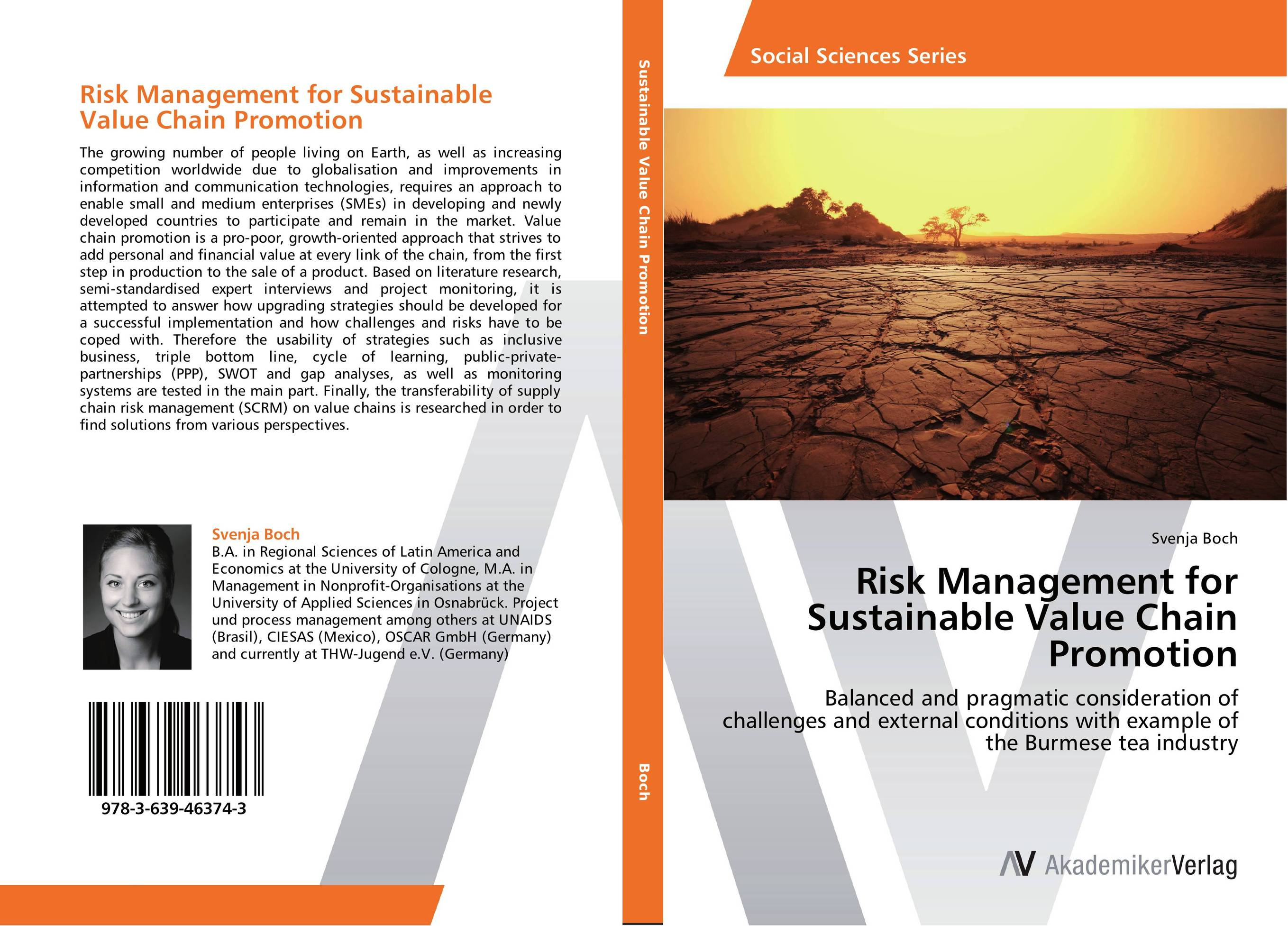 Risk Management for Sustainable Value Chain Promotion sim segal corporate value of enterprise risk management the next step in business management