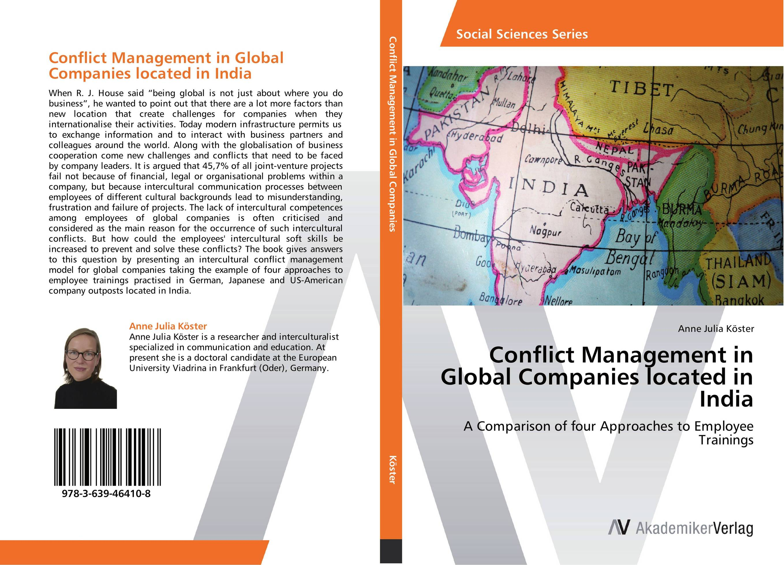 Conflict Management in Global Companies located in India
