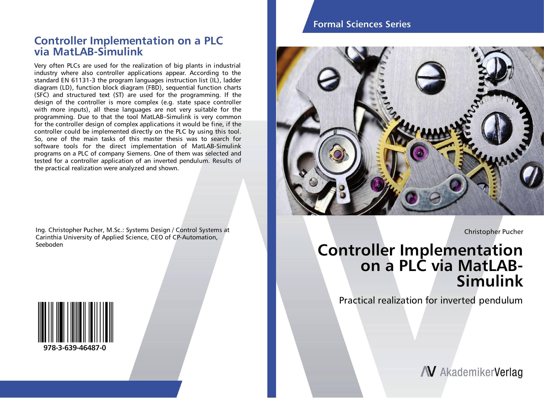 Controller Implementation on a PLC via MatLAB-Simulink c500 ad101 plc controller