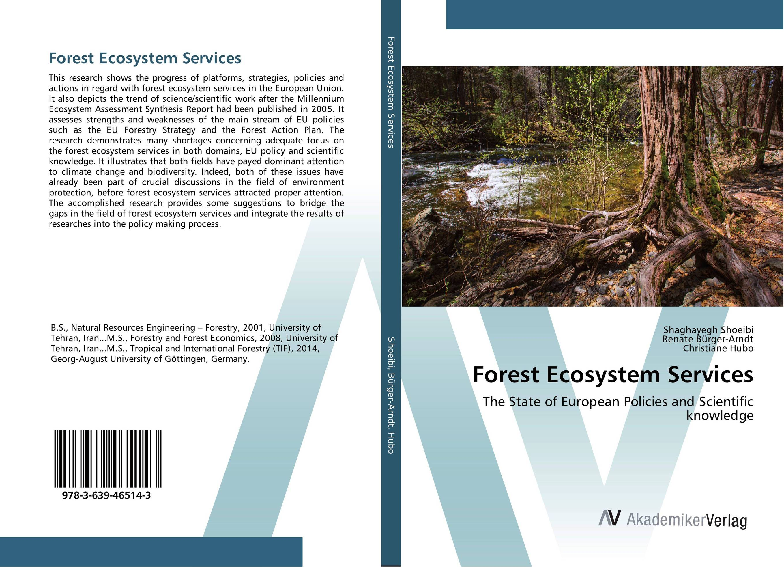 Forest Ecosystem Services forest ecosystem services and urban water supply