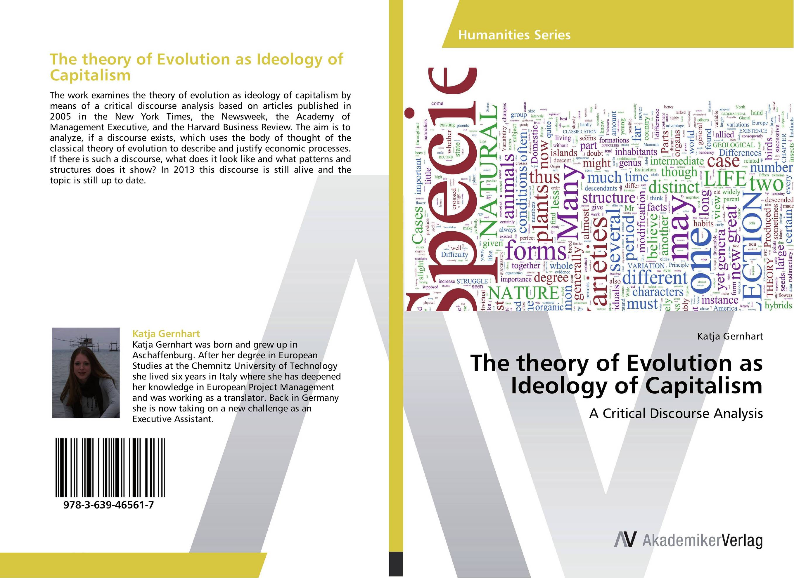 The theory of Evolution as Ideology of Capitalism the evolution of color vision