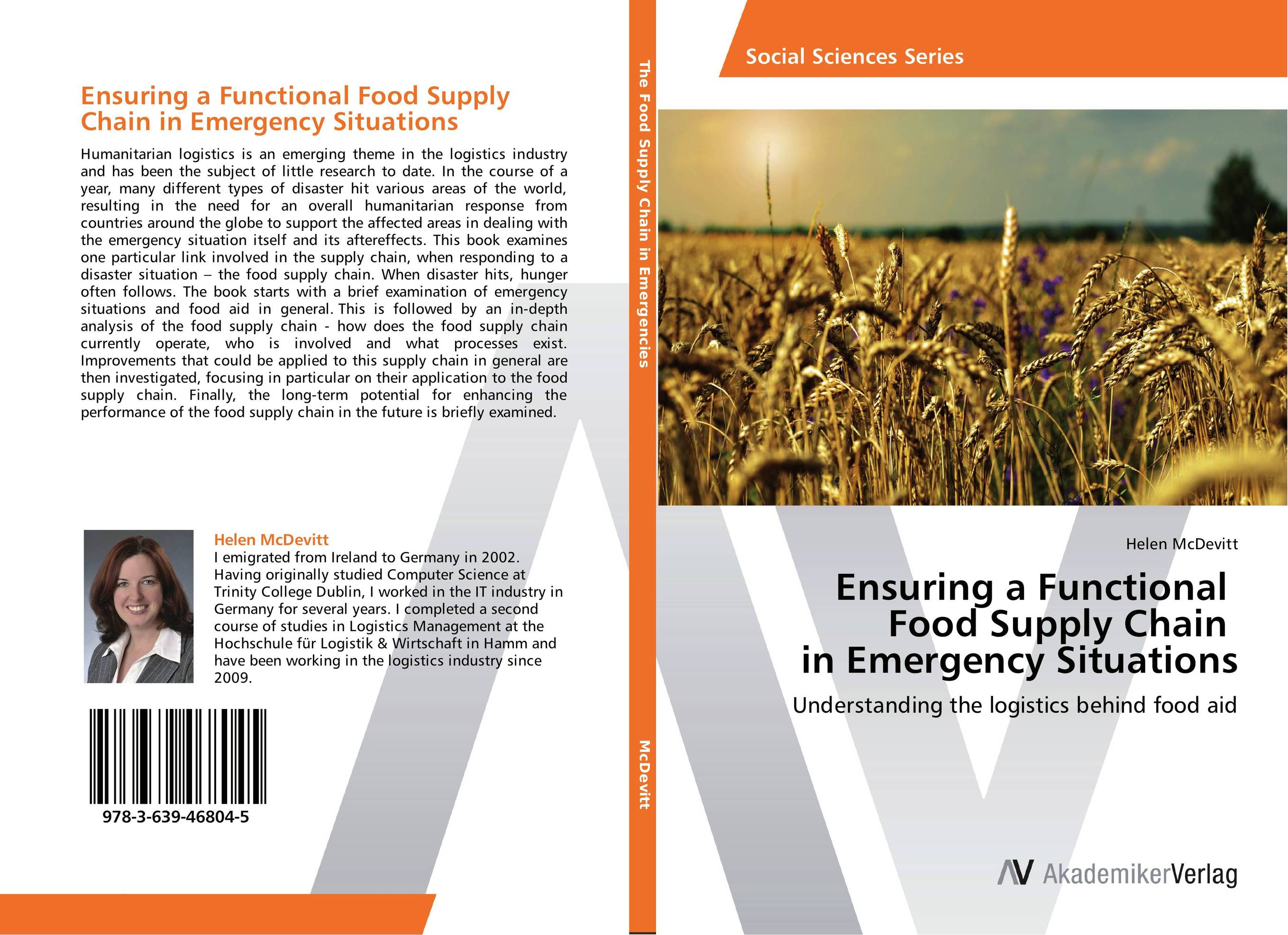 Ensuring a Functional Food Supply Chain in Emergency Situations
