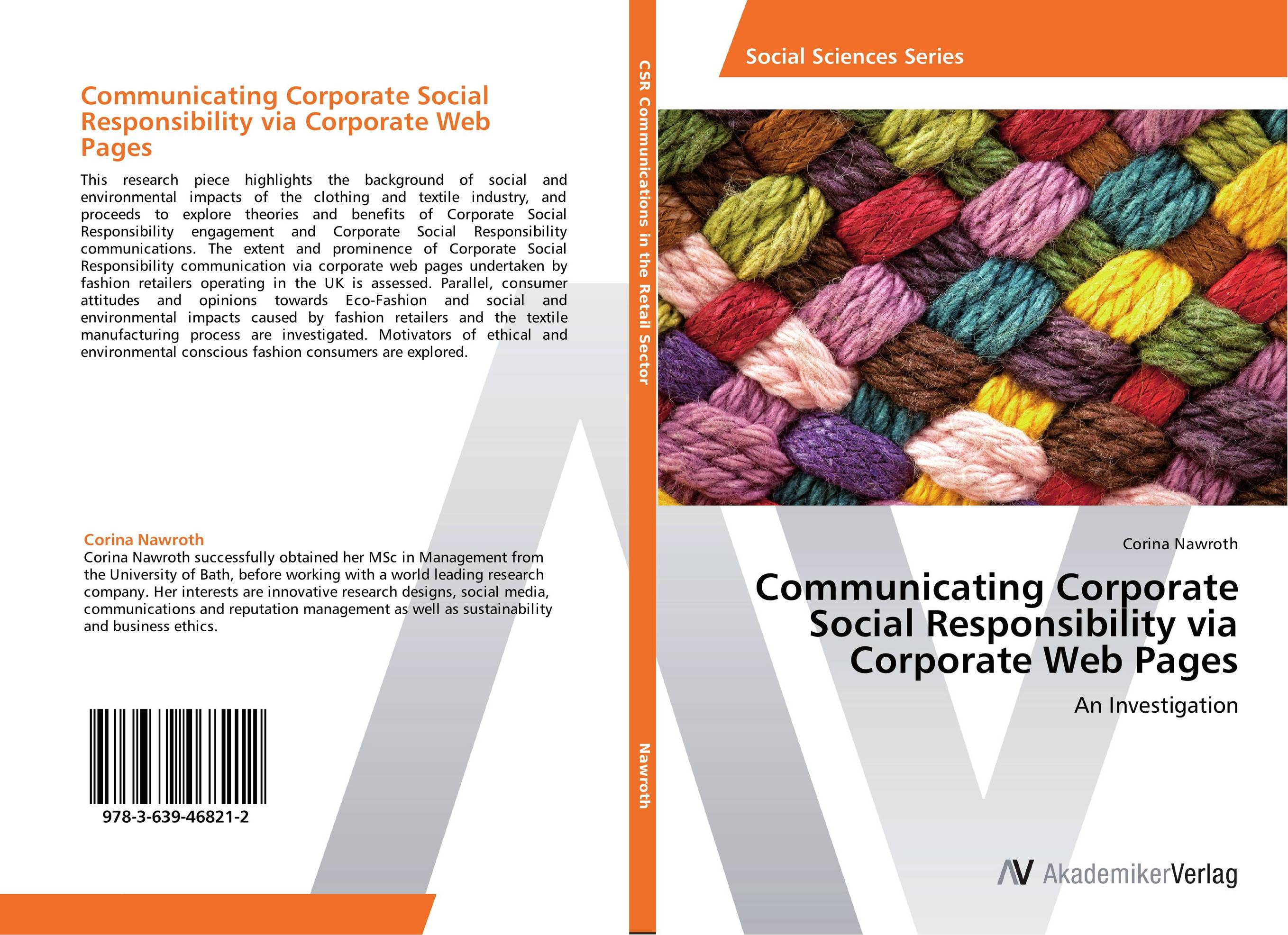 Communicating Corporate Social Responsibility via Corporate Web Pages corporate governance and firm value